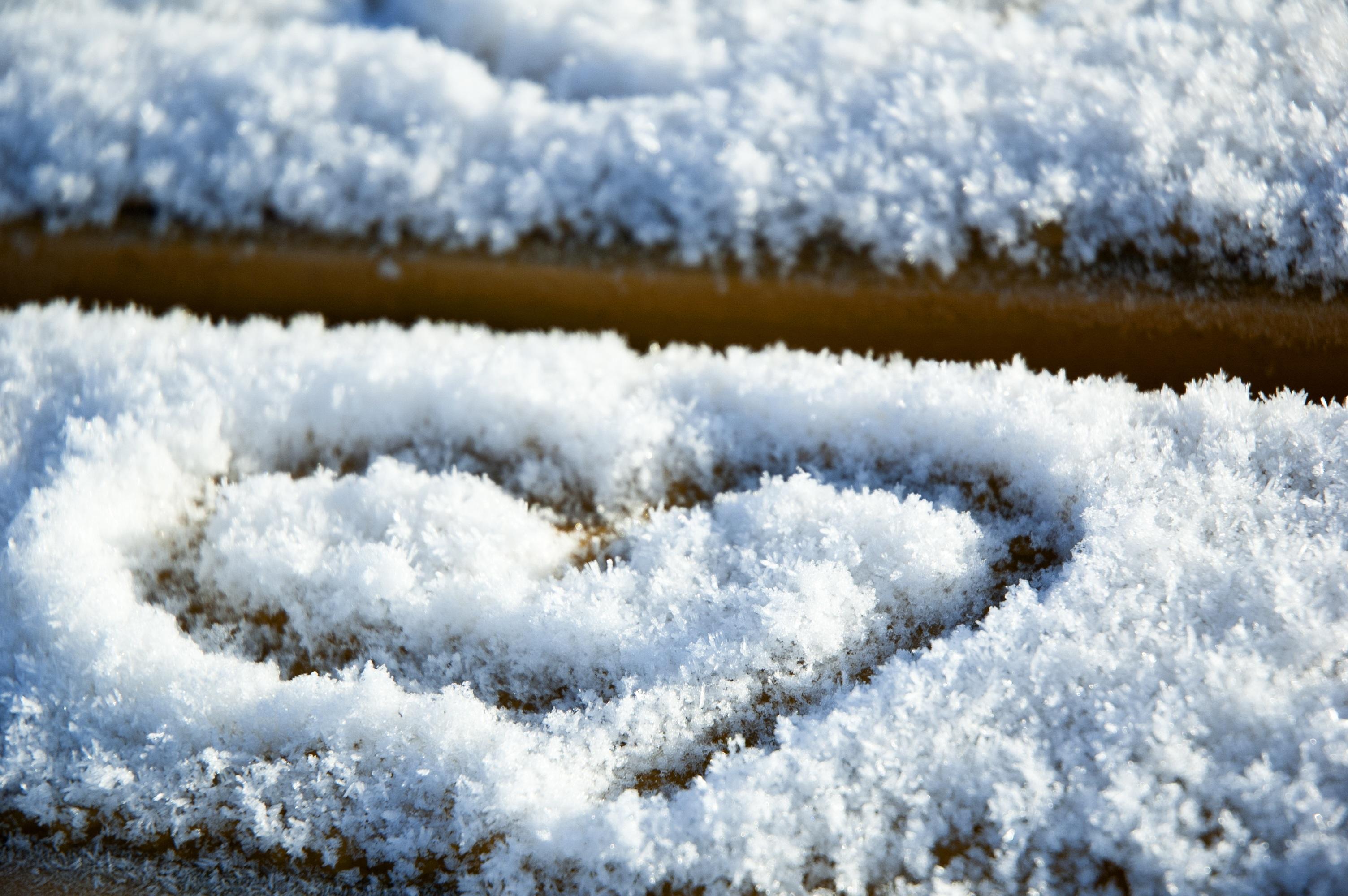 Images gratuites c ur neige saint valentin amour hiver symbole blanc 3008x2000 - Images coeur gratuites ...