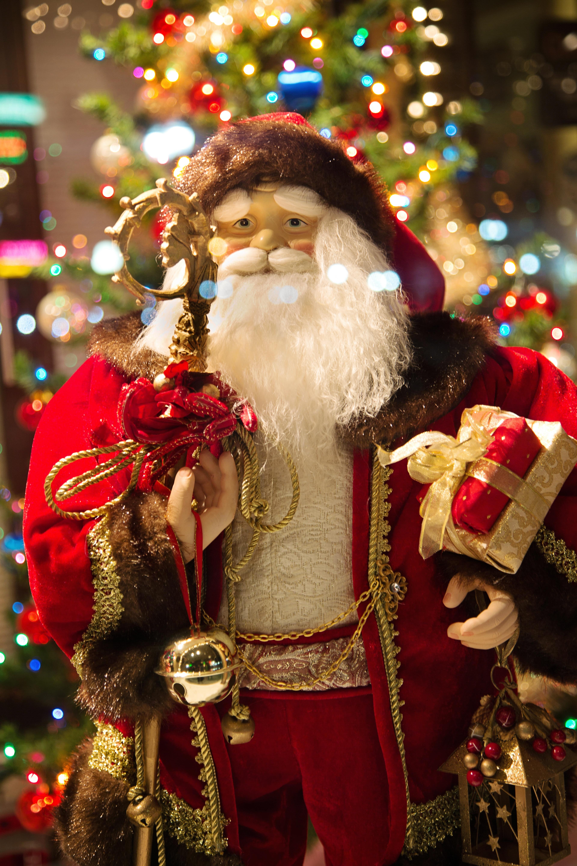 Fotos gratis fiesta navidad santa decoraci n navide a evento diciembre claus pap noel - Papa noel decoracion navidena ...