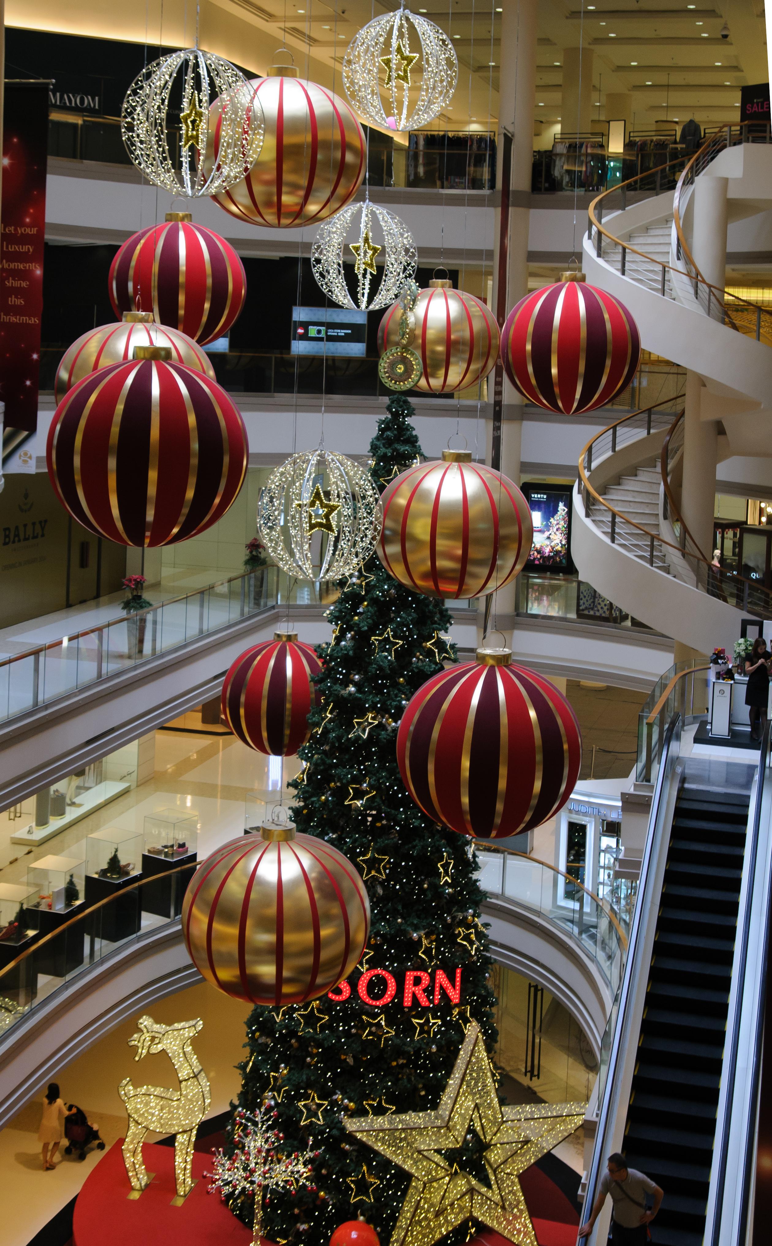 Gambar Liburan Nikon Hari Natal Desain Interior Dekorasi