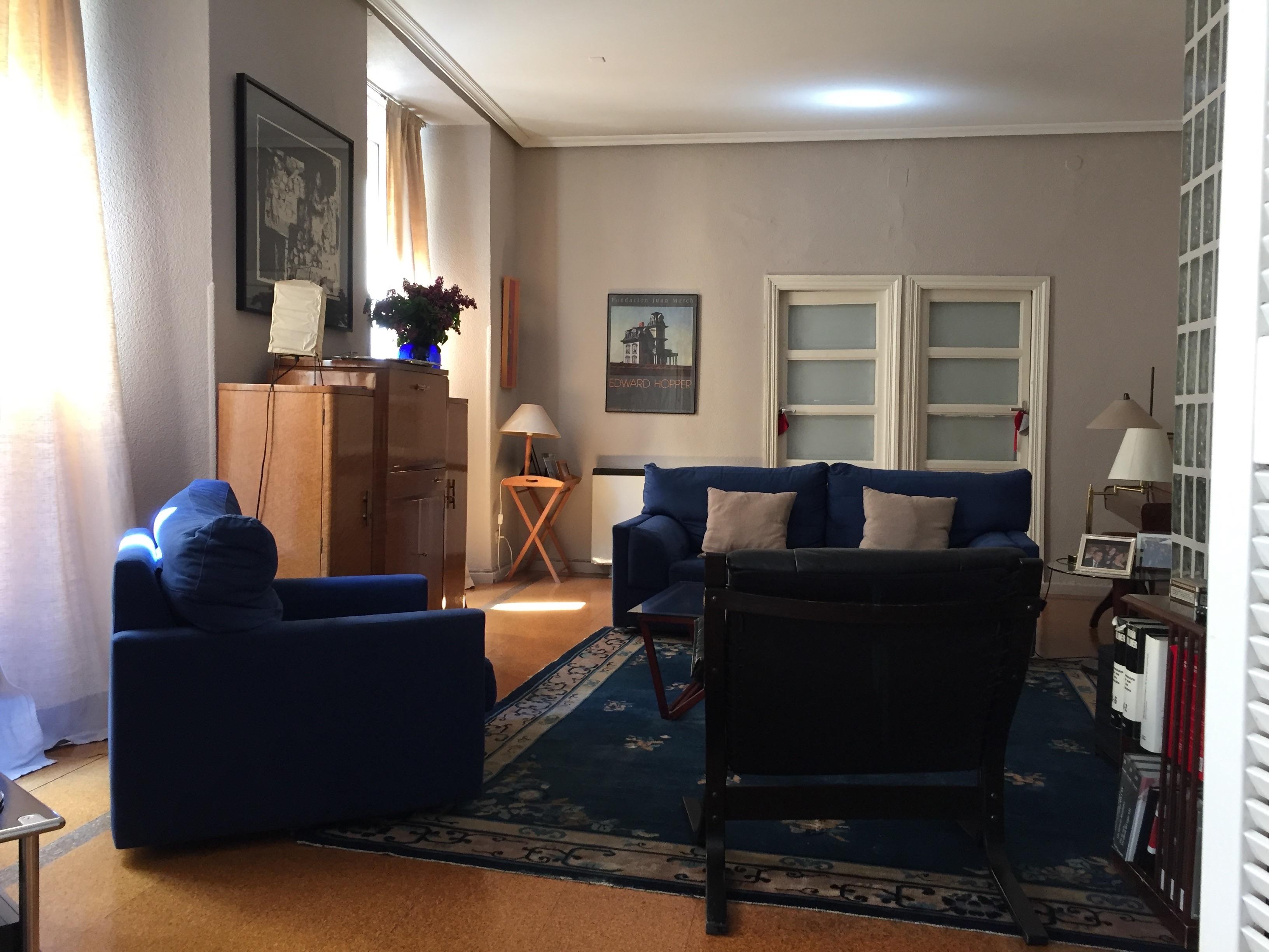 Gambar Rumah Milik Ruang Keluarga Mebel Kamar Apartemen