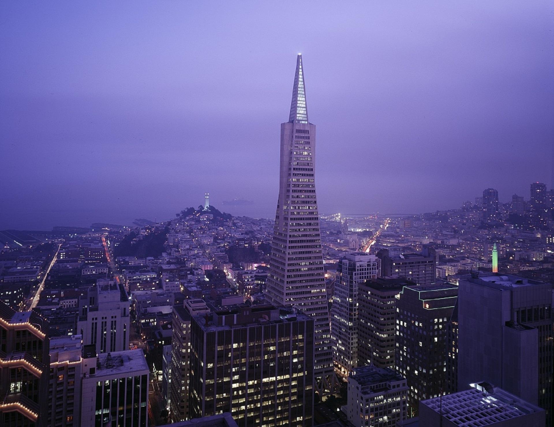 Free Images : horizon, architecture, sunset, skyline, night, view ...