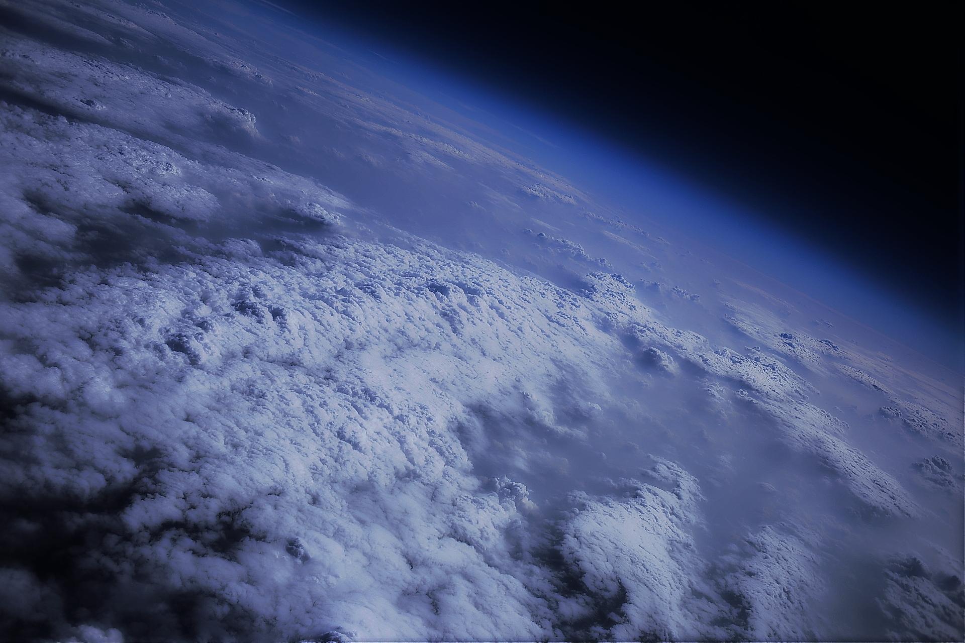 космос атмосфера фото данном вопросе