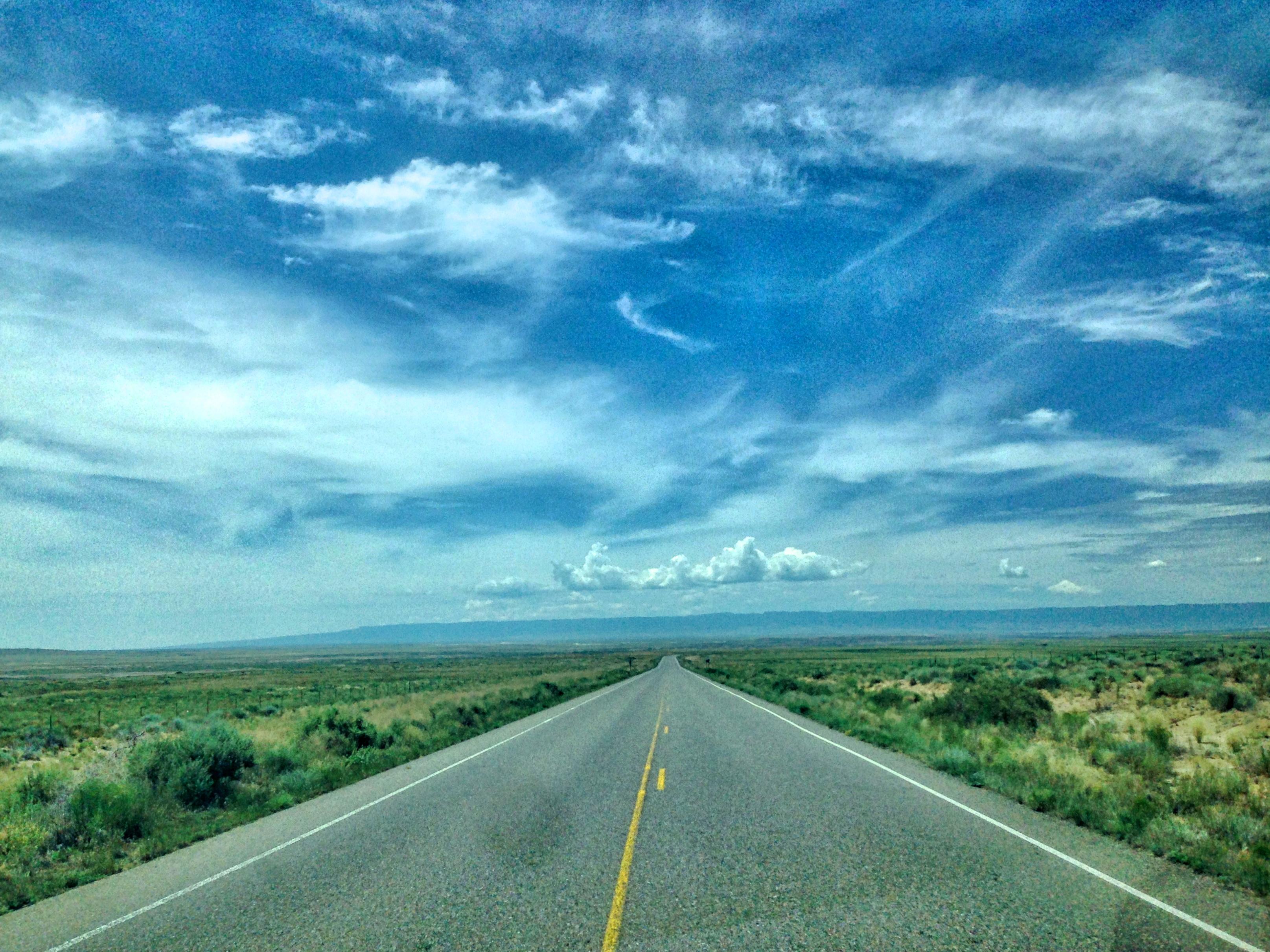 именно именно горизонт небо дорога шоссе красивые картинки только