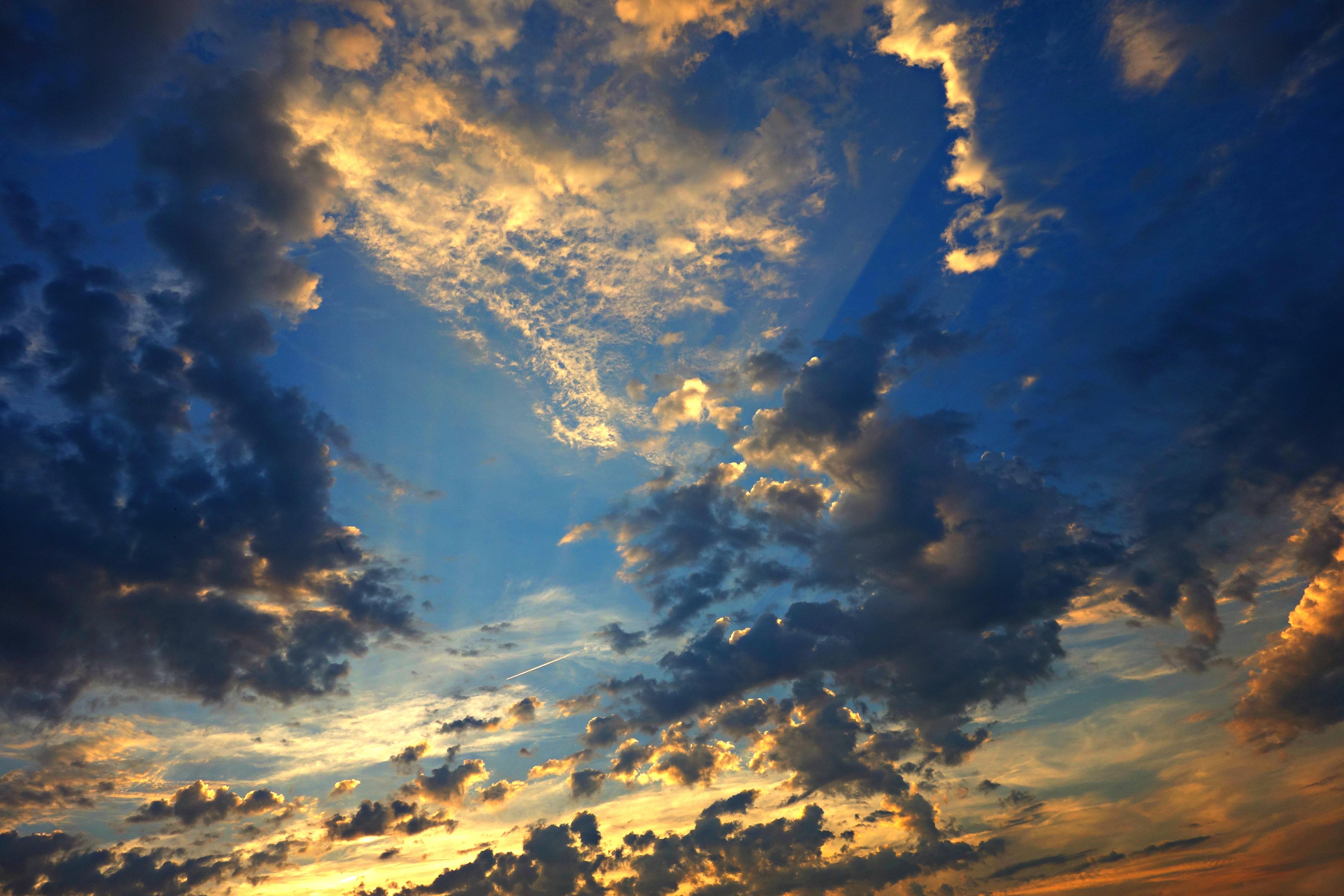 Картинки небеса