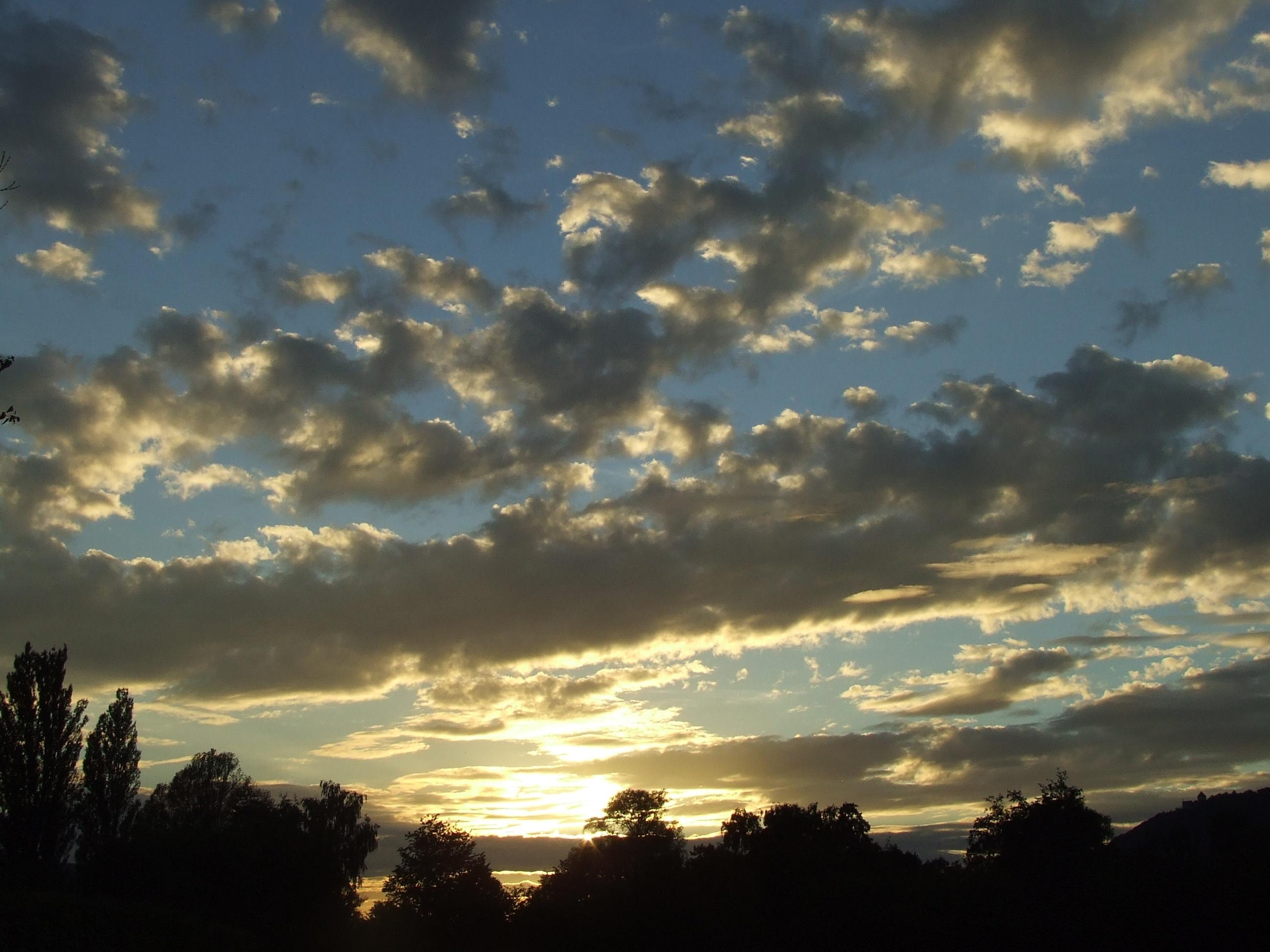 Fotos gratis : horizonte, nube, amanecer, puesta de sol ...