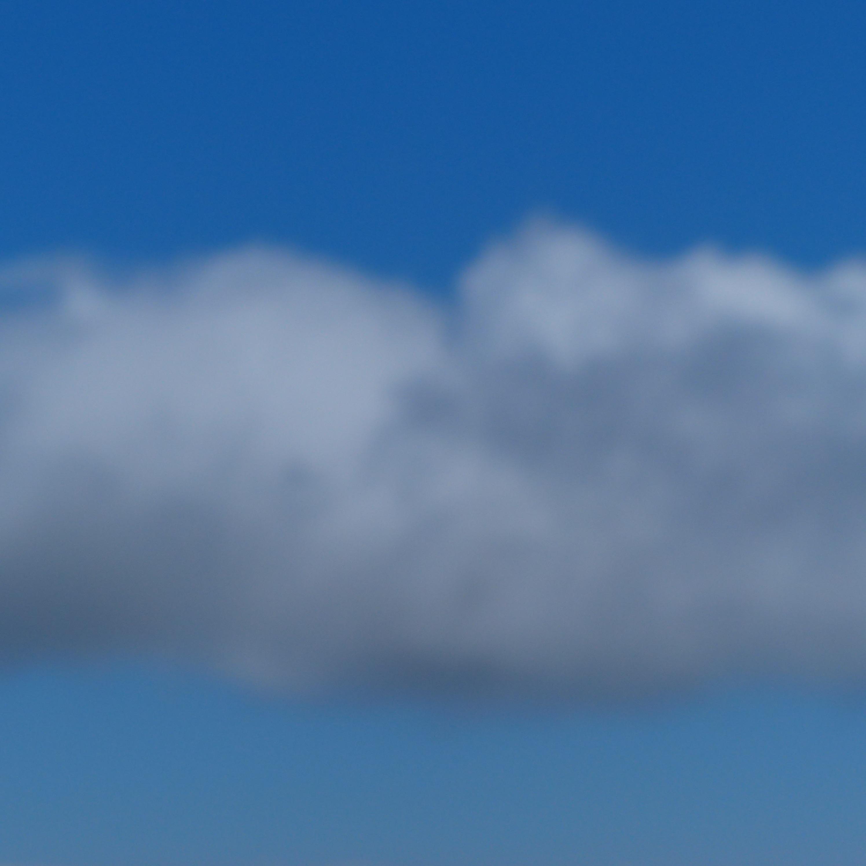 Gambar Horison Langit Titisan Hujan Suasana Siang Hari