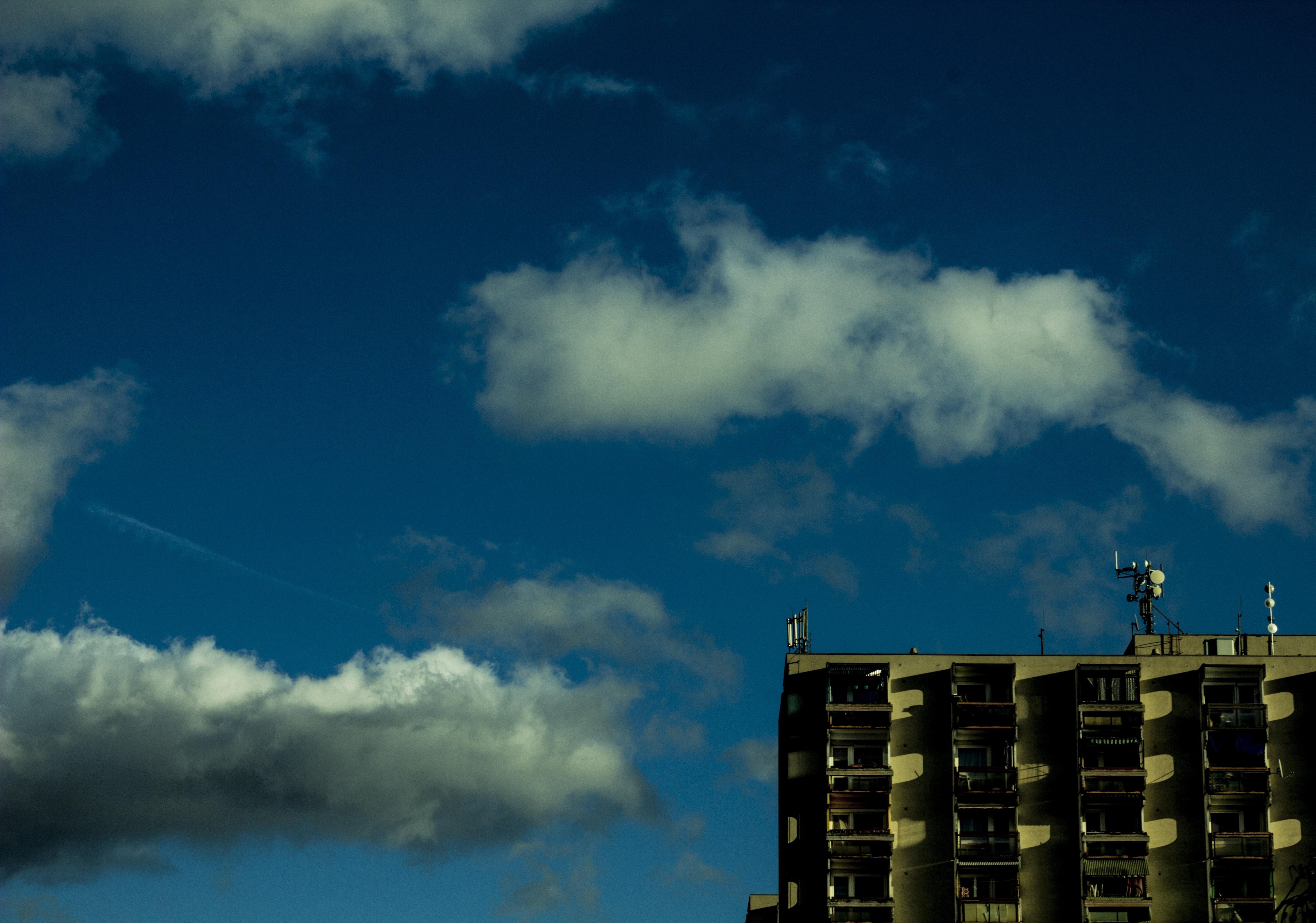 Небо дома картинки