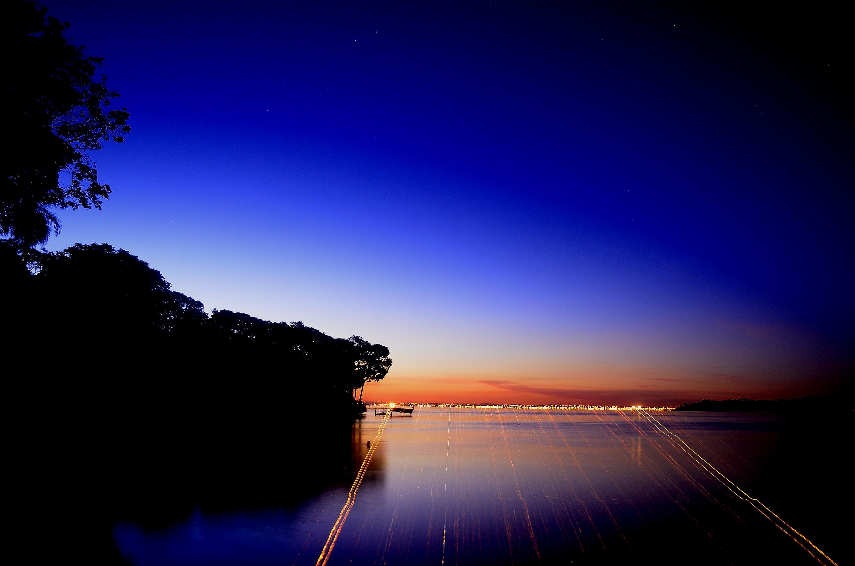 ощупь простоват, ночной закат фото легкой степени