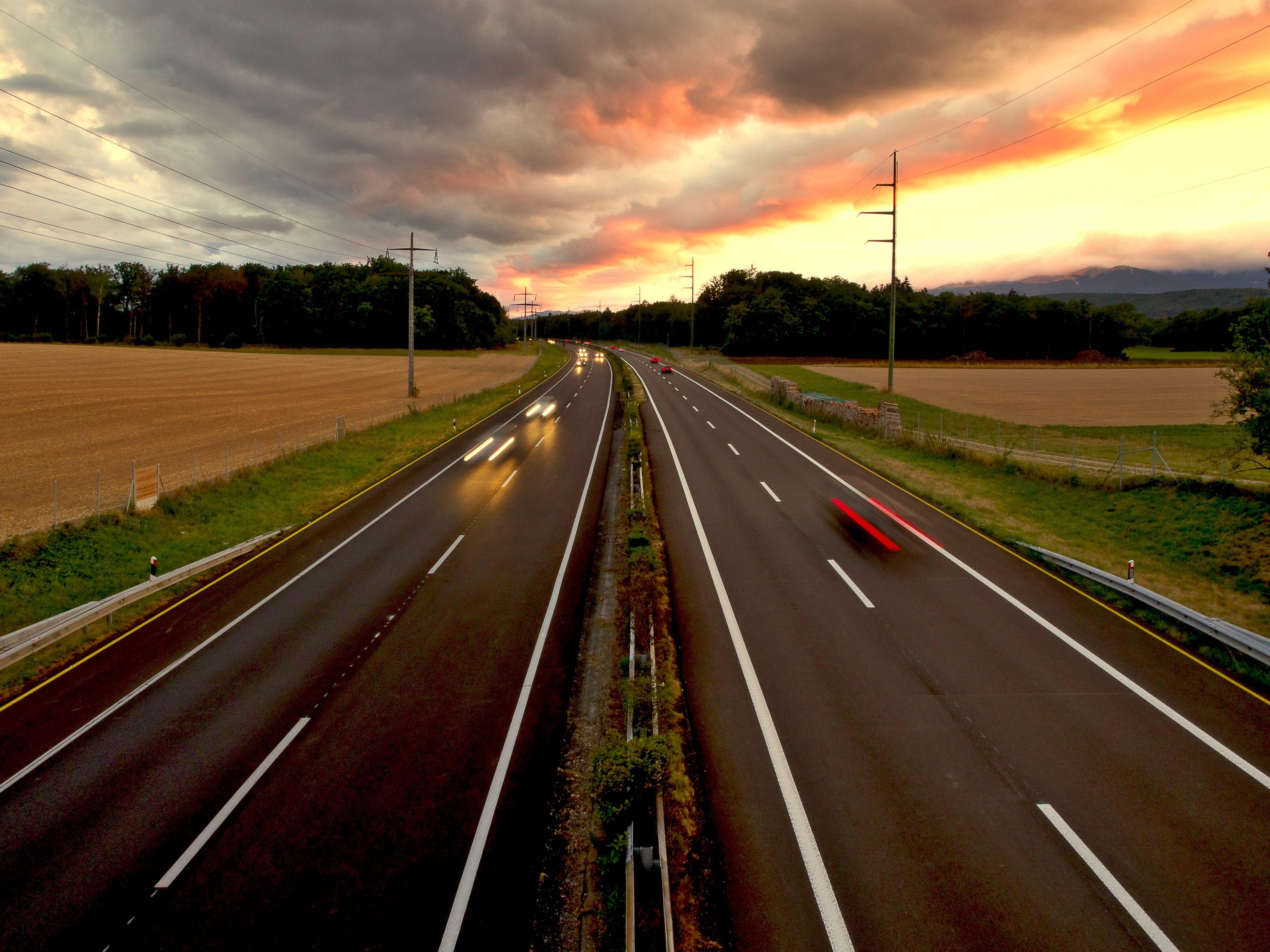 Картинки дороги для машин