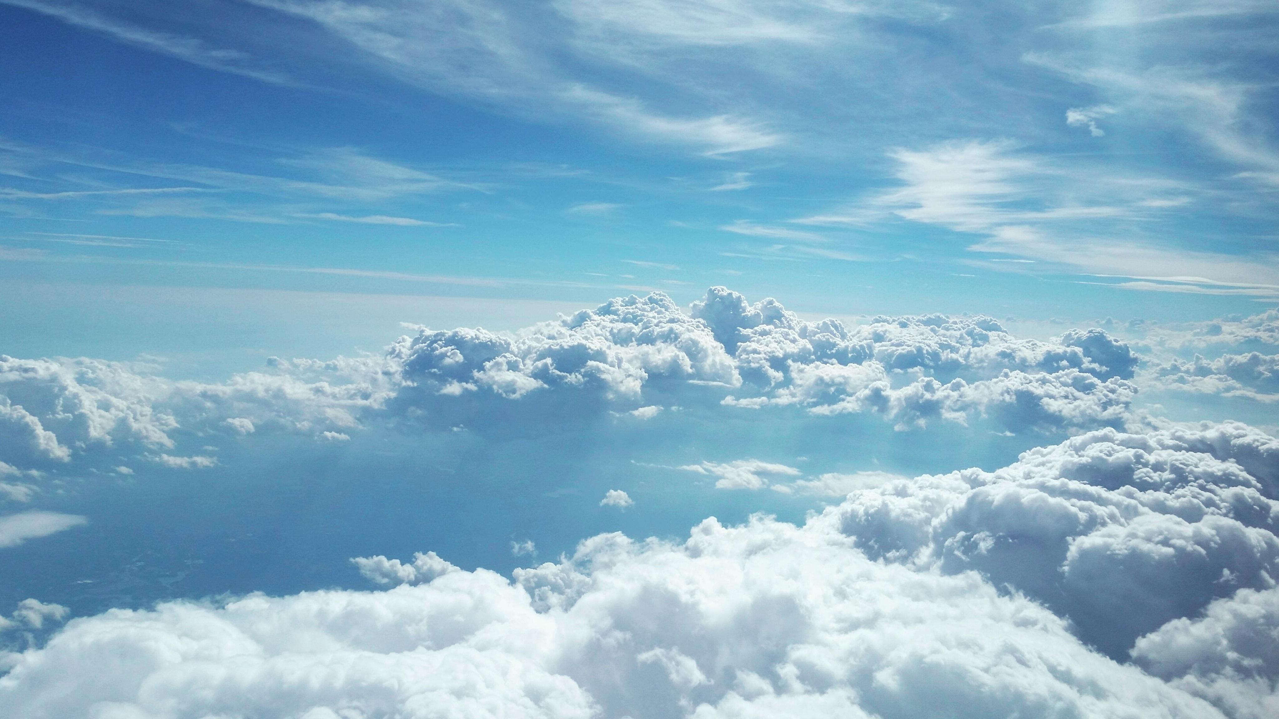 Красивое небо картинки обои