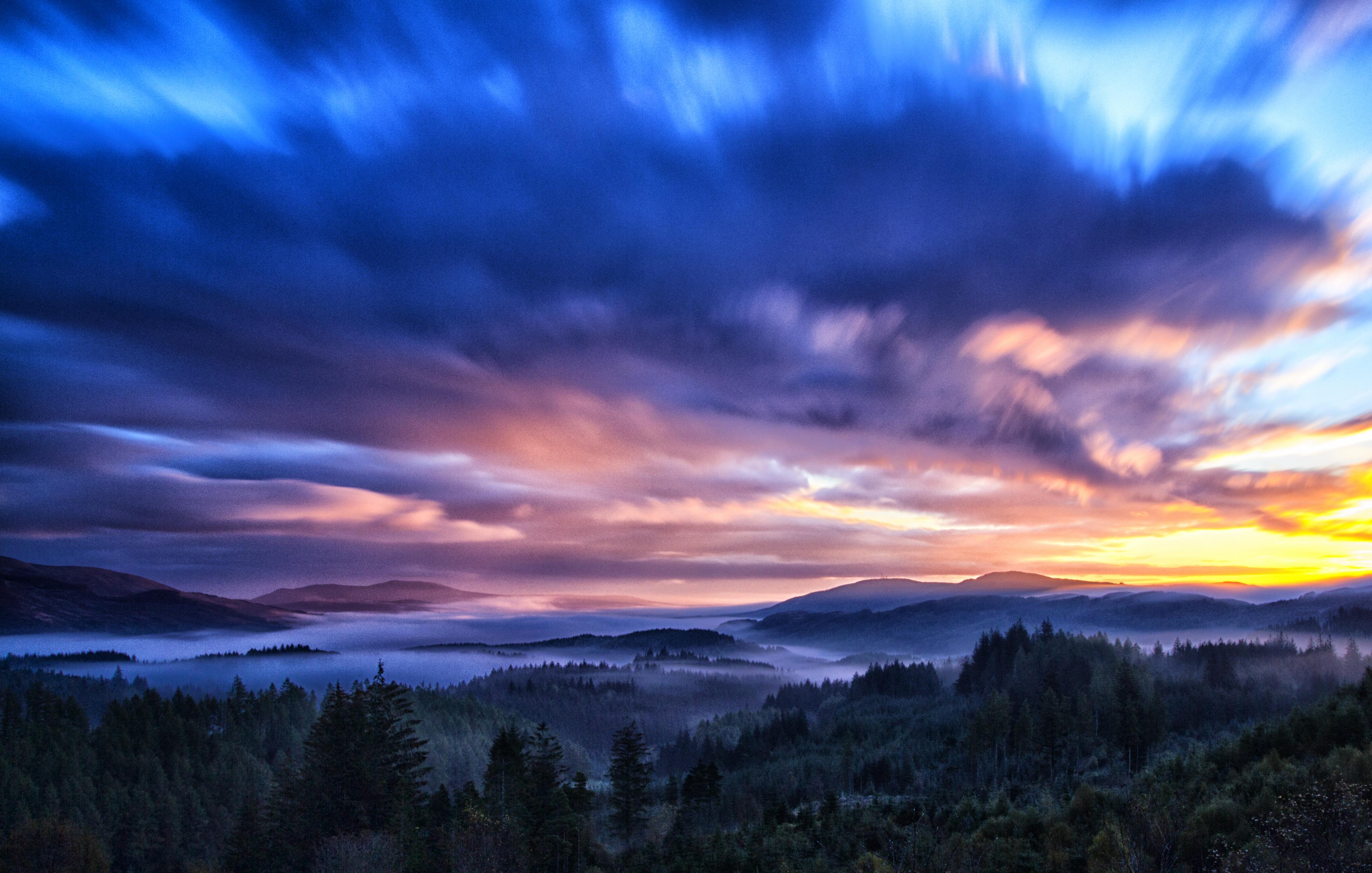 free images   horizon  mountain  cloud  sunrise  sunset