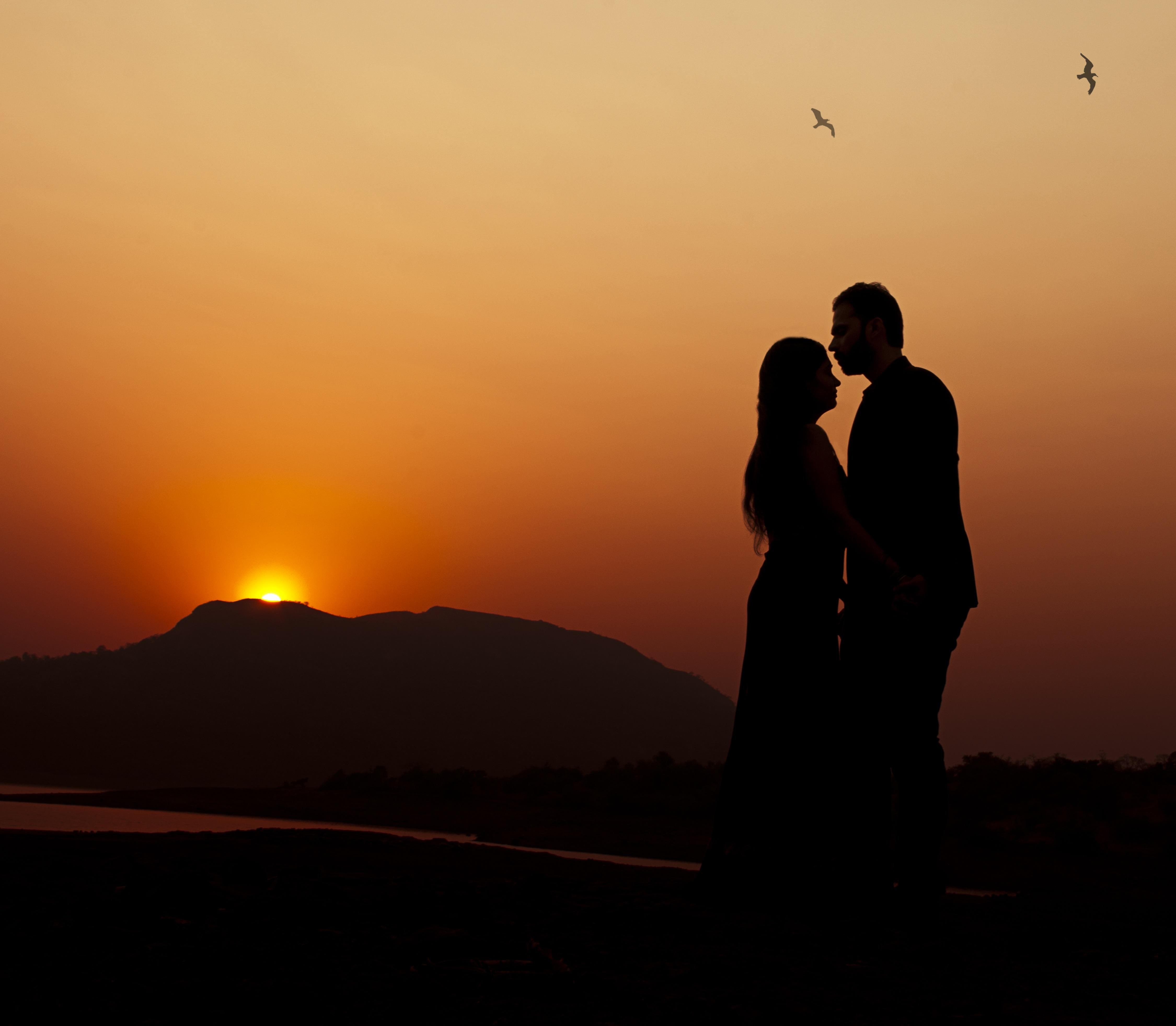 Романтические картинки рассвета