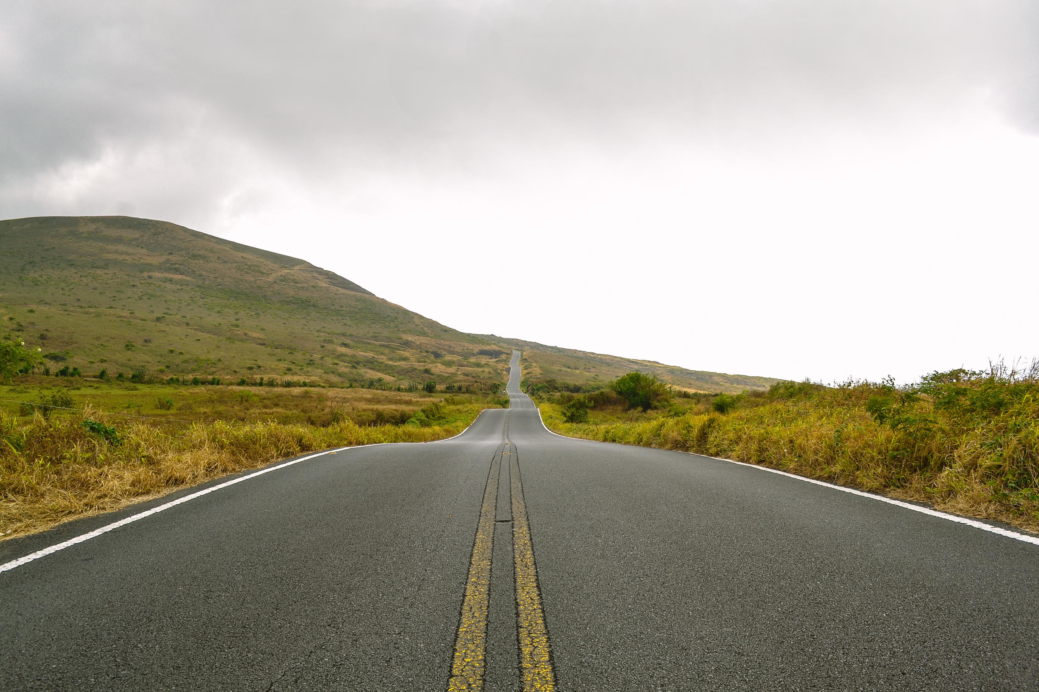 дорога даль холмы  № 787975 загрузить