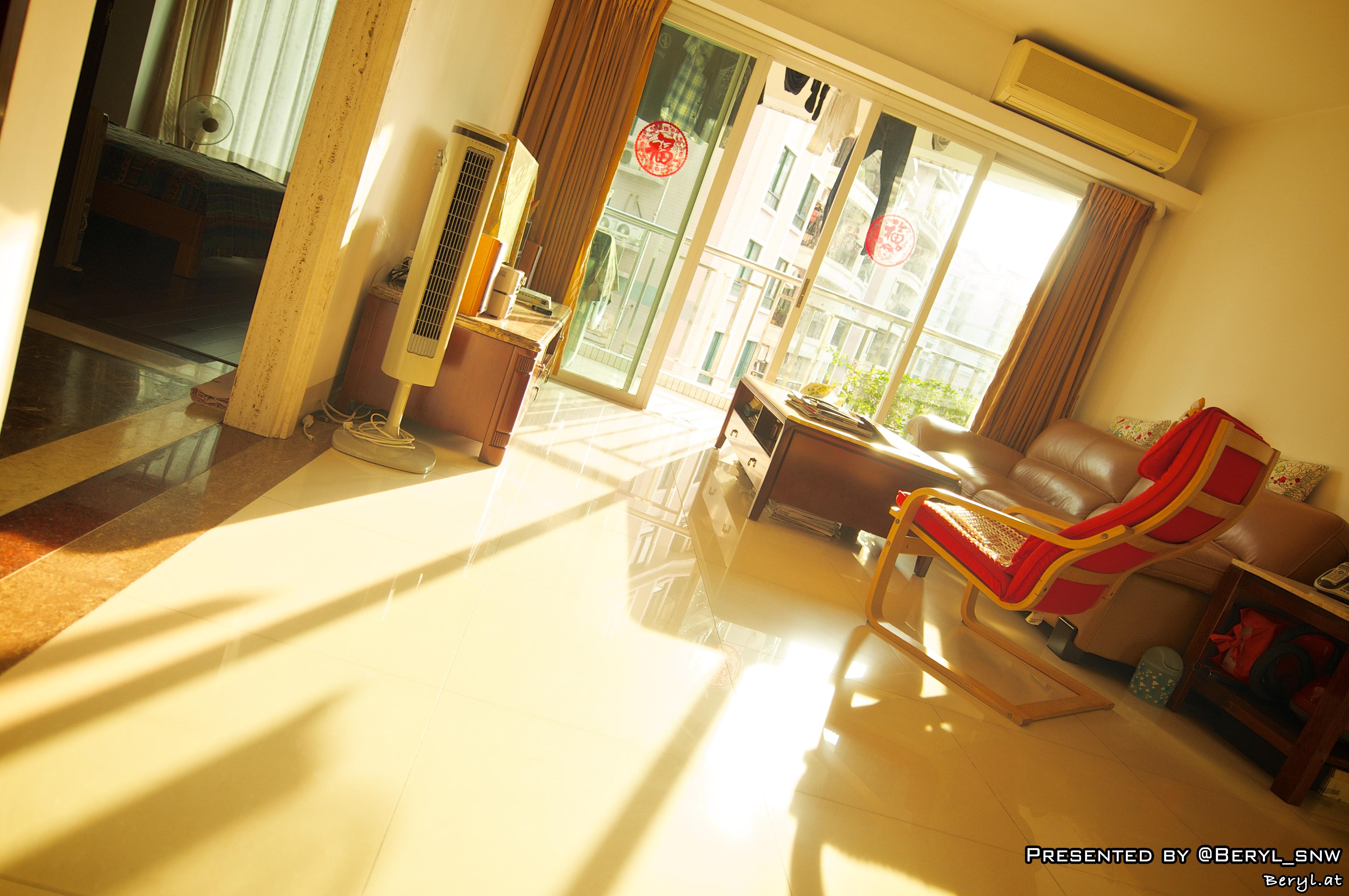 Free images house floor dawn home golden property - Free room design website ...