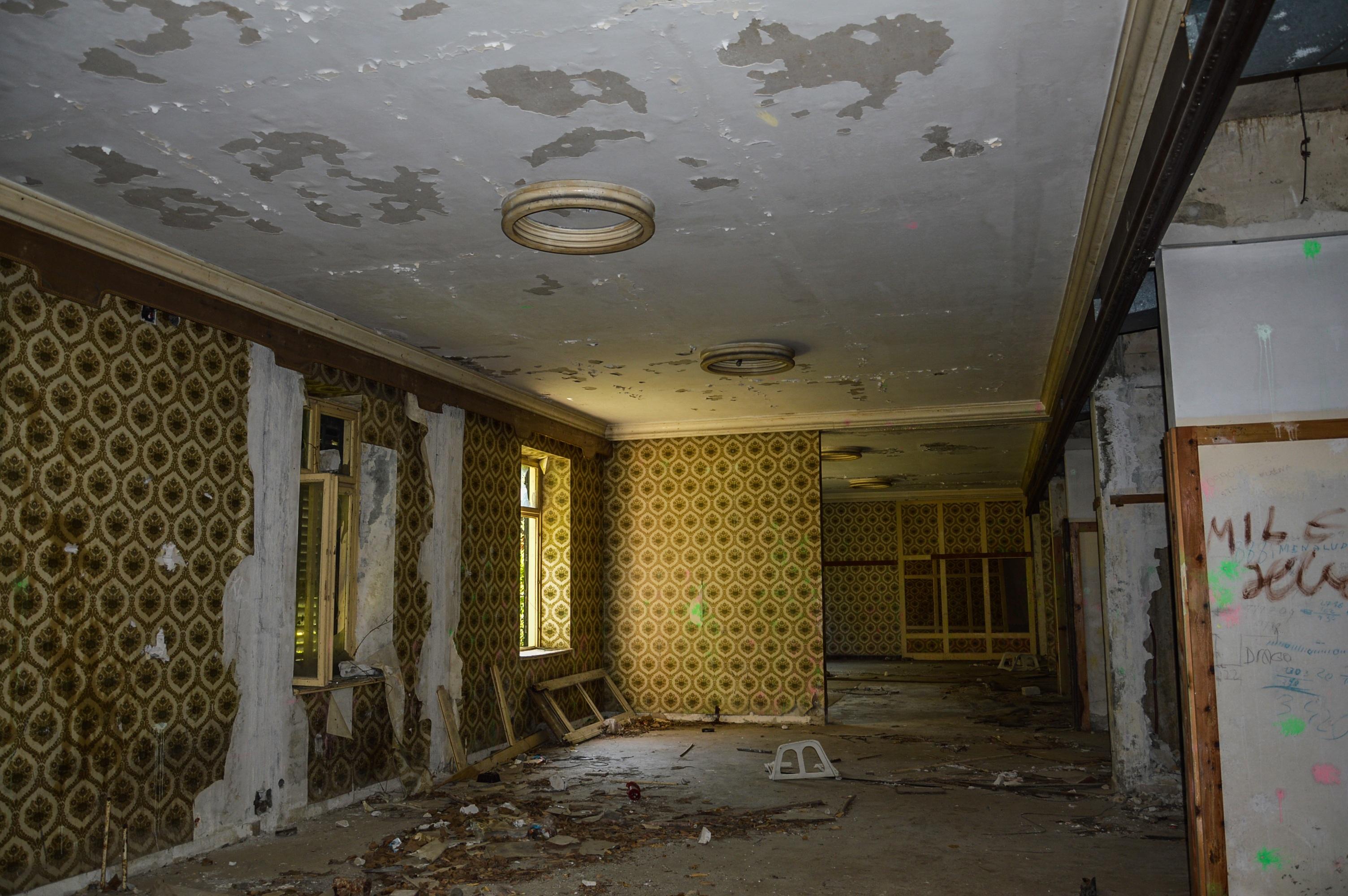 Images Gratuites Maison Sol Mur Plafond Salle