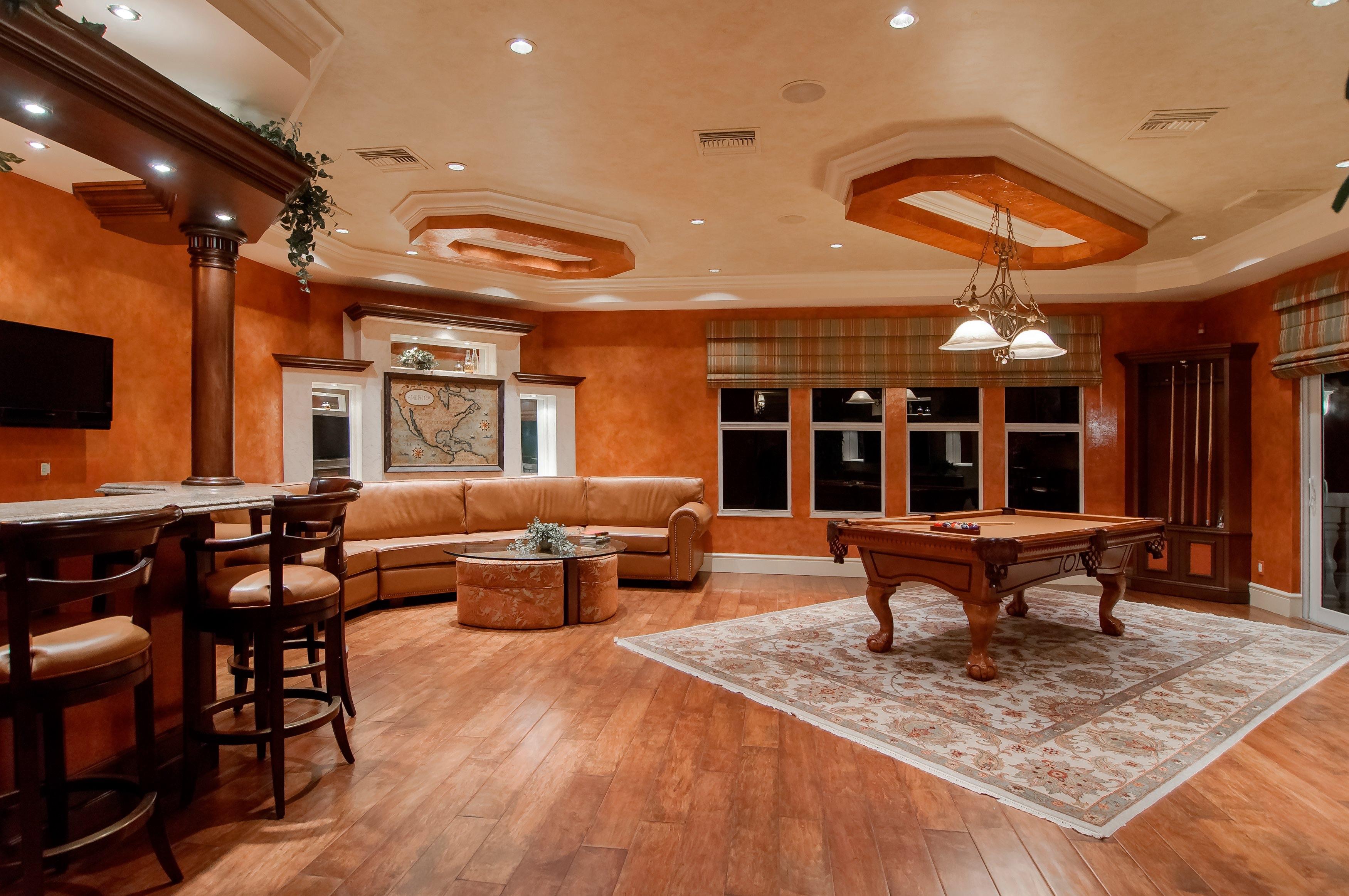 Fotos gratis : casa, piso, interior, bar, techo, cocina, propiedad ...