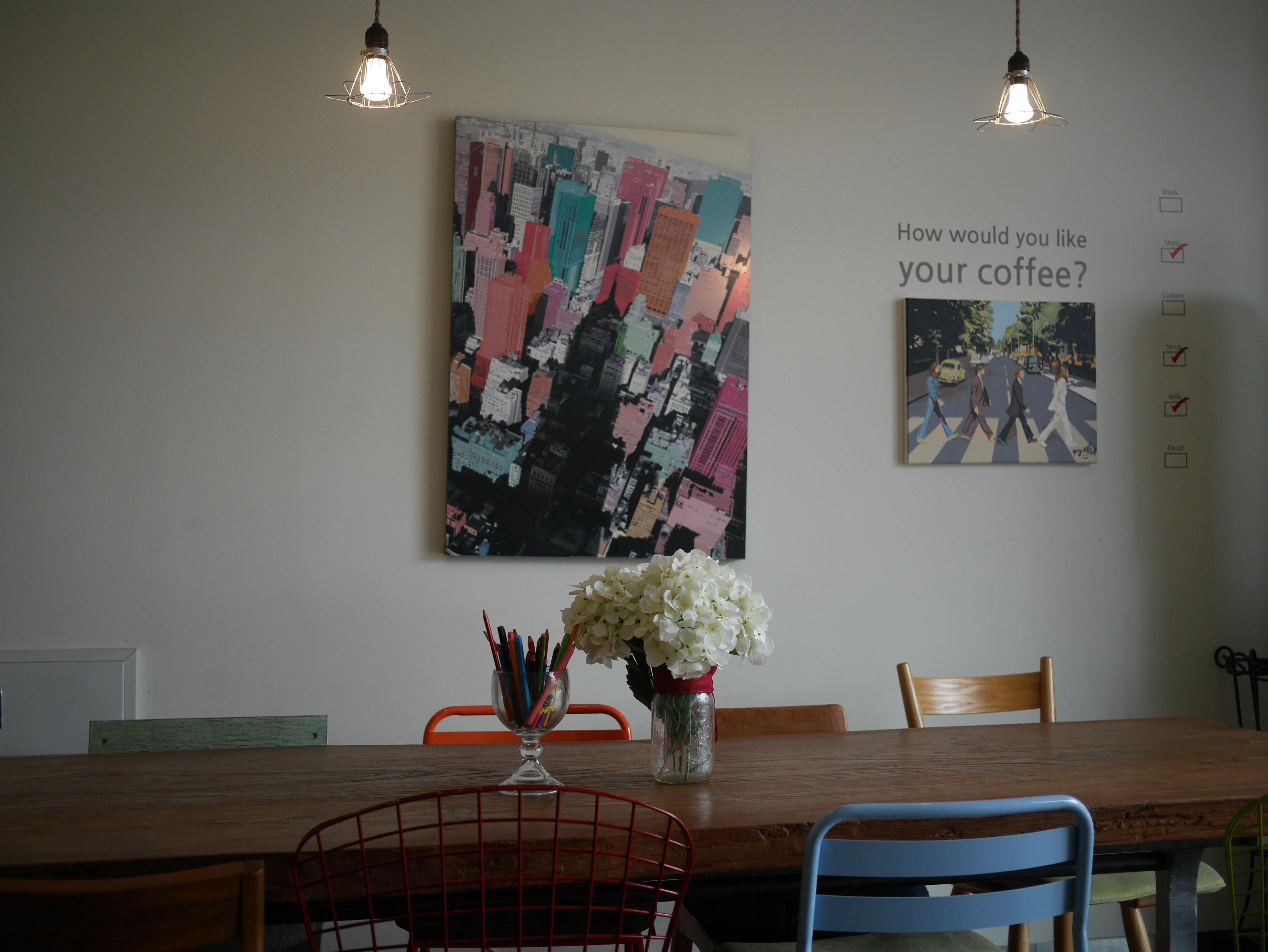 Gambar Rumah Dinding Ruang Keluarga Kamar Desain Interior