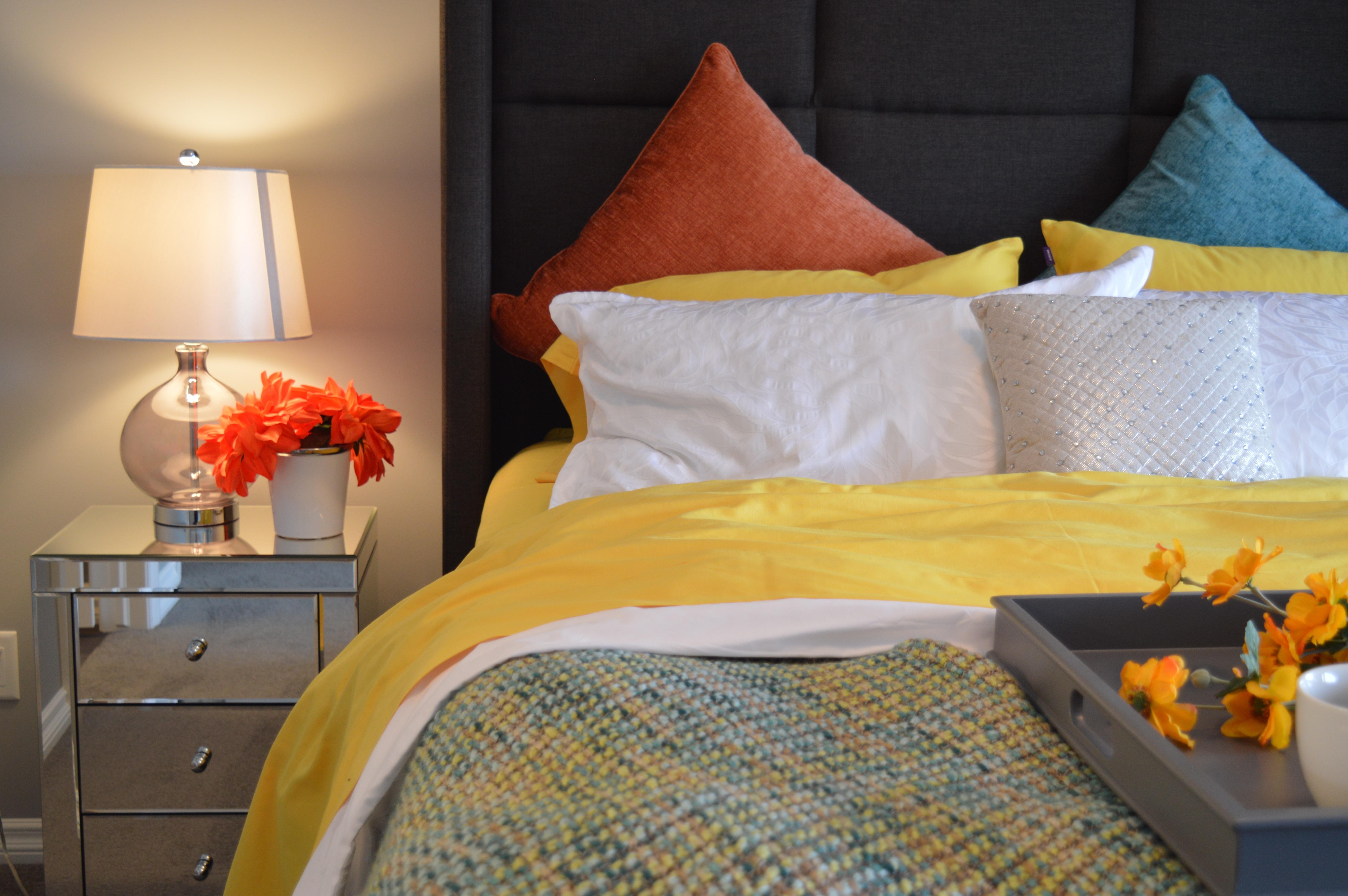msc linen sheets rajasthani mrs duvet inch online rasthali select yellow print per buy bed treads rajasthali