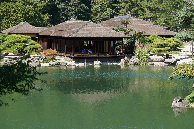 Free Images : house, lake, river, pond, swimming pool, garden, japan ...