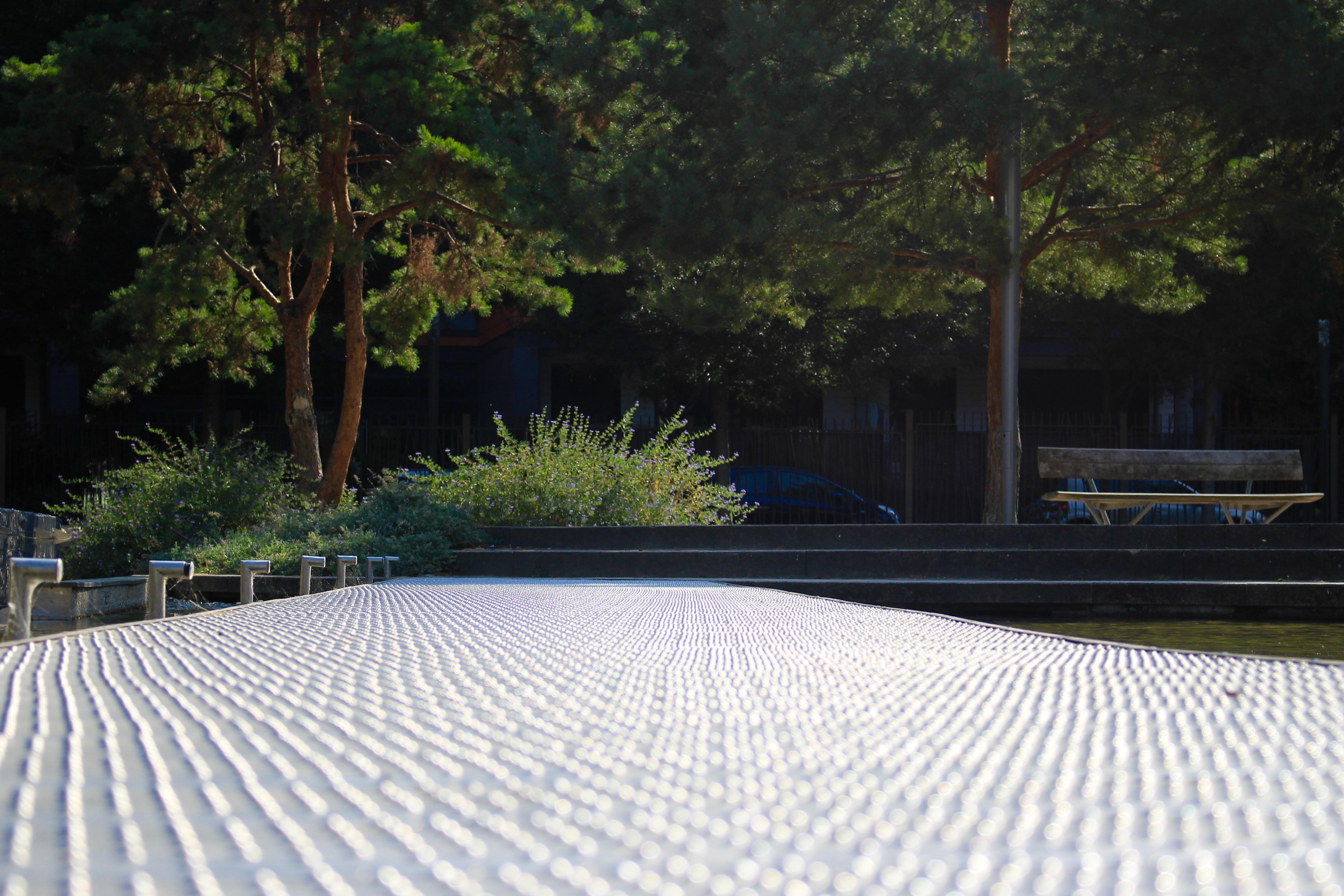 Kostenlose Foto Haus Dach Pool Hinterhof Beleuchtung