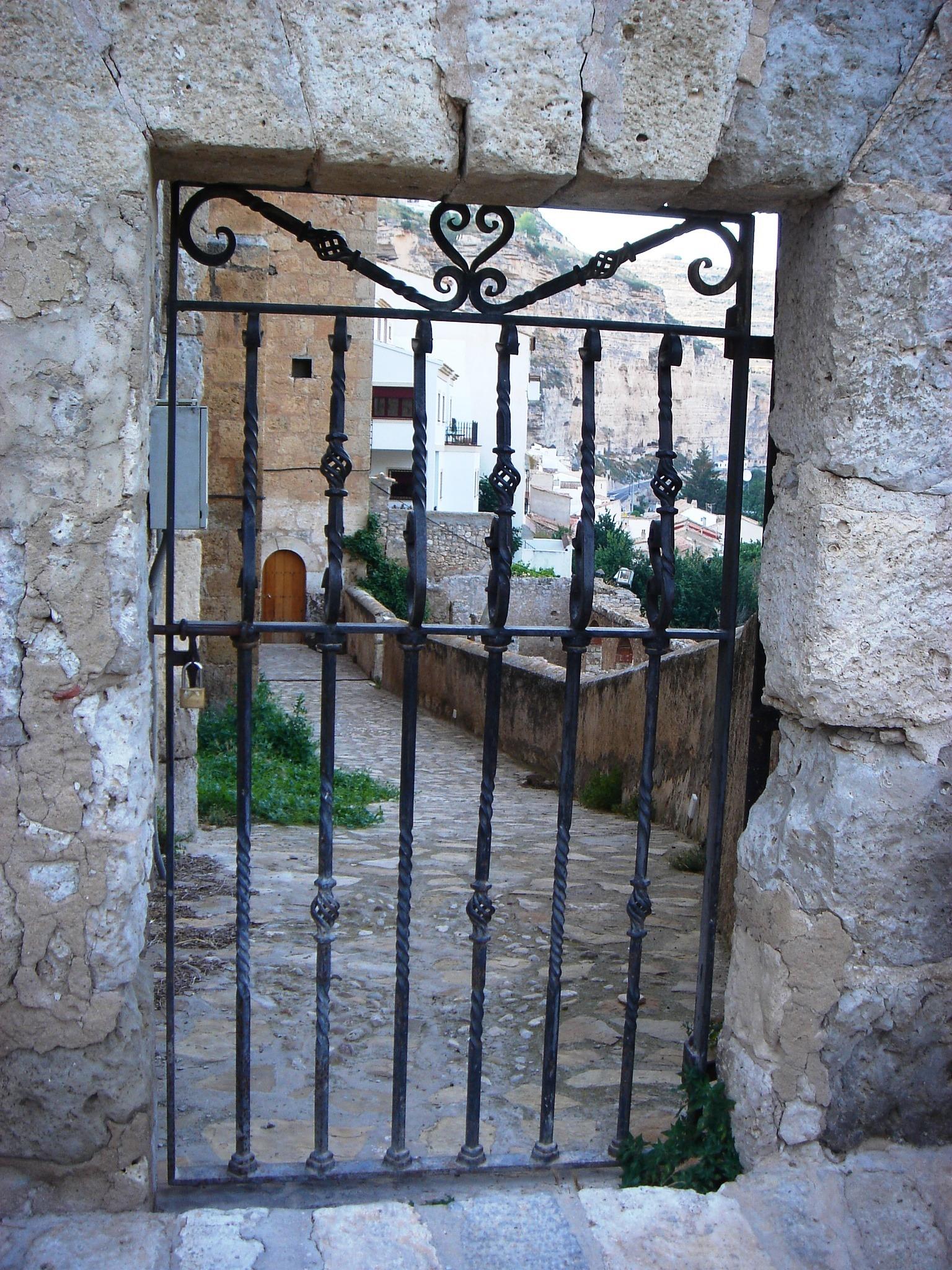 Fotos Gratis Casa Ventana Pared Caba A Fachada Port N  ~ Puertas Hierro Exterior Fachadas