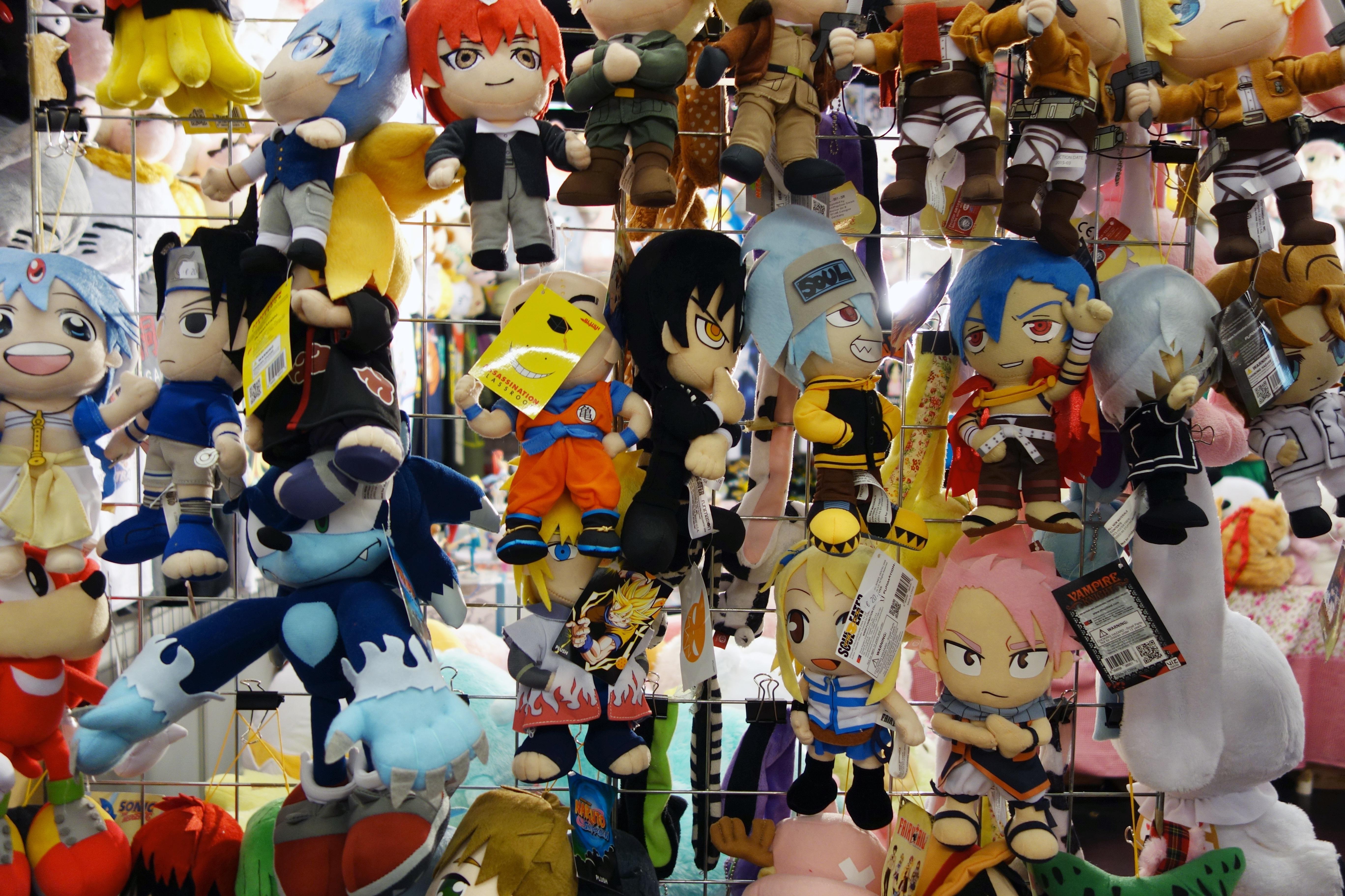 Kostenlose Foto Menschlich Kleidung Spielzeug Frisur Cosplay
