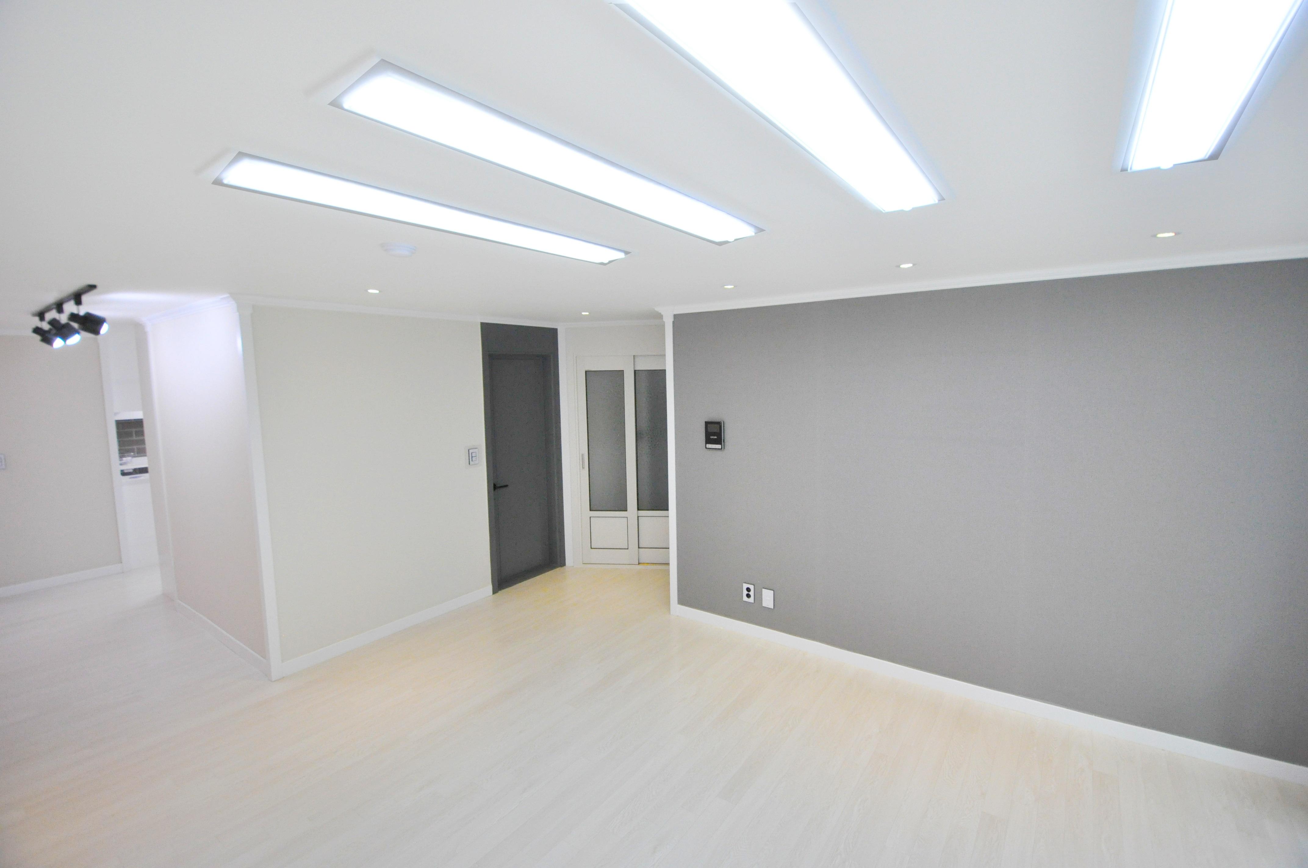 Interior Design Home Wall Bin Grey
