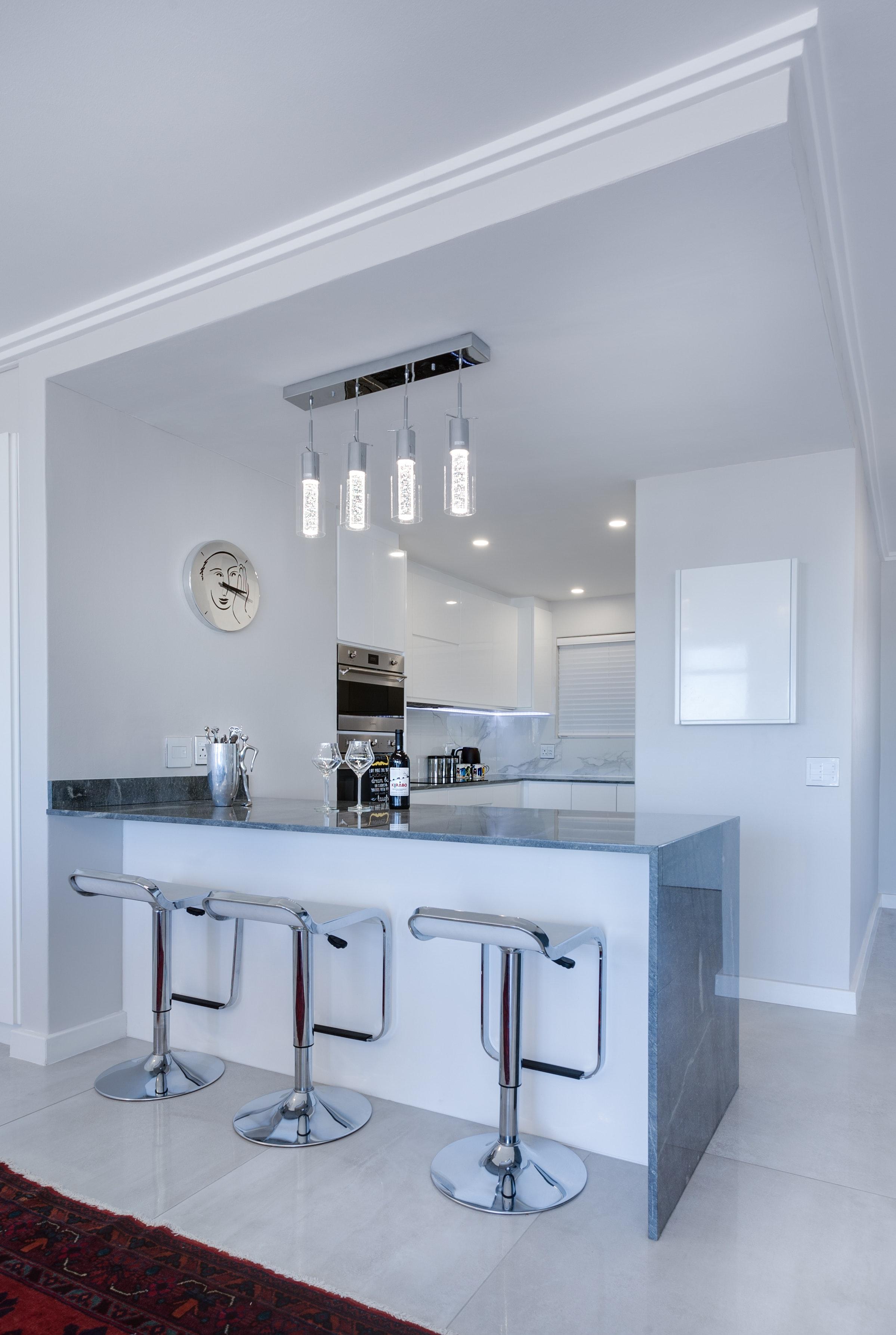 Fotos gratis : diseño de interiores, mesa, Encimera, cocina ...