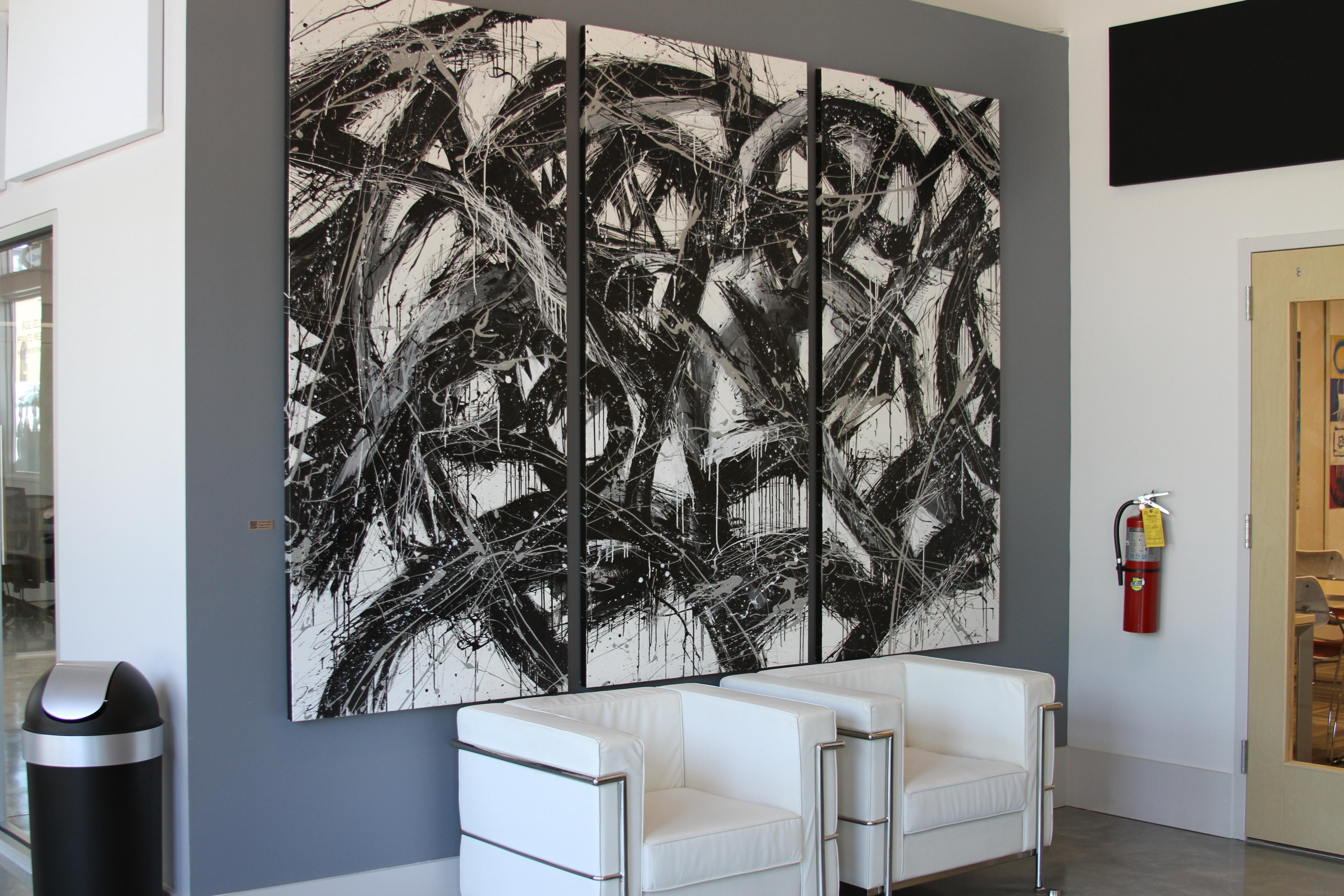 Banco De Imagens Interior Parede Sala De Estar Mob Lia Quarto  -> Arte Parede Sala