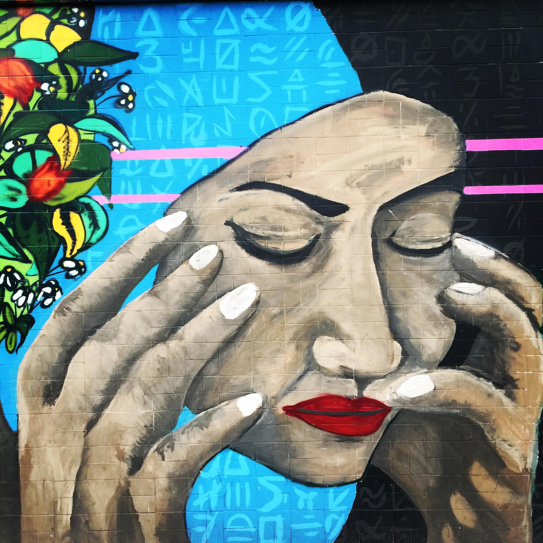 Fotoğraf Iphone Renk Duvar Yazısı Boyama çizim Illüstrasyon