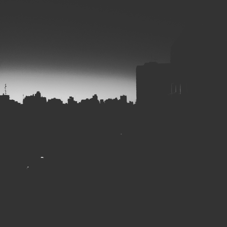 Wallpaper iphone hitam - Iphone Horison Hitam Dan Putih Langit Kaki Langit Suasana Kegelapan Satu Warna Fon Argentina Iphoneography Project365