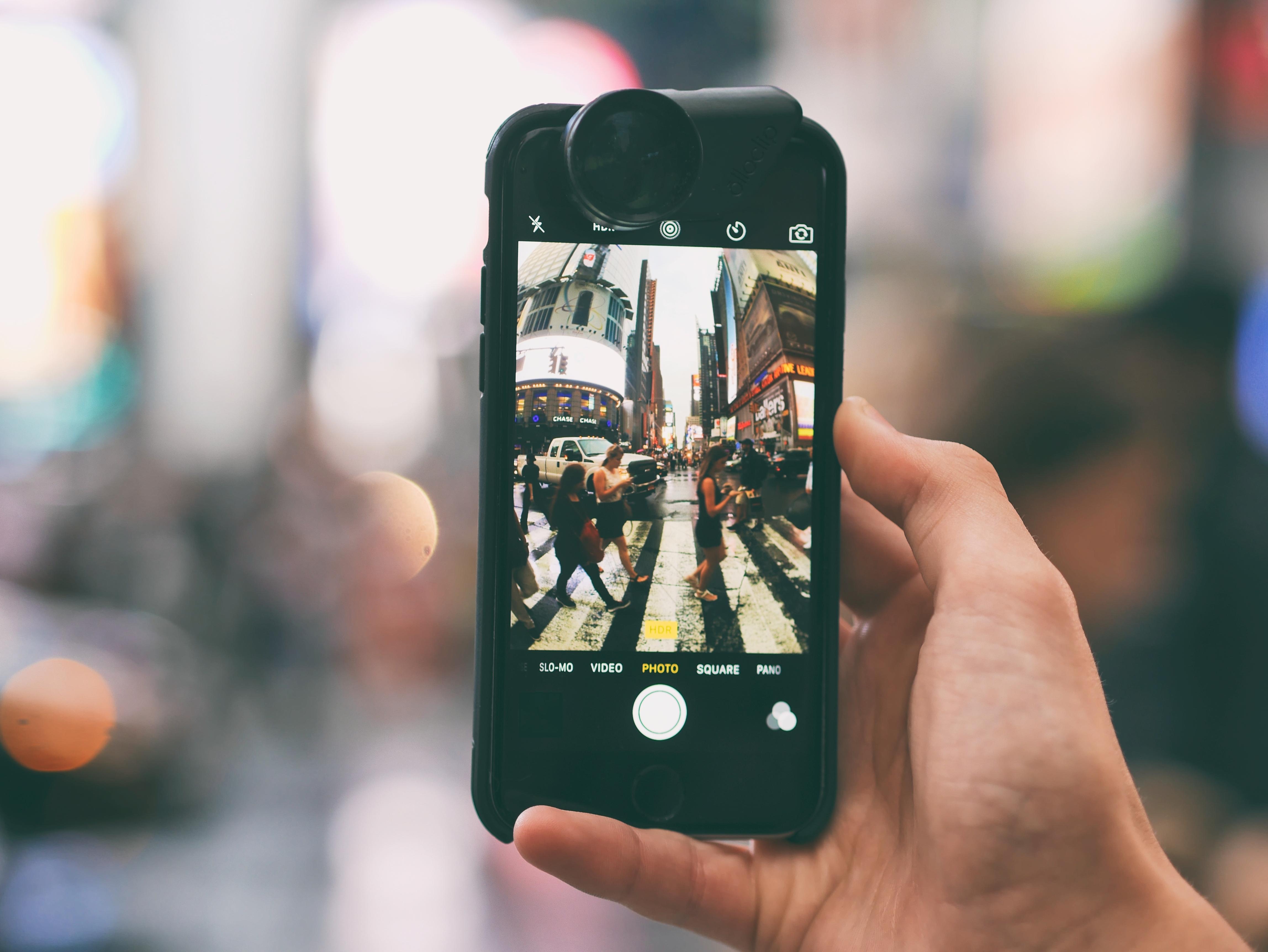 время было как сделать крутые фото на айфон человек вкусил прелесть