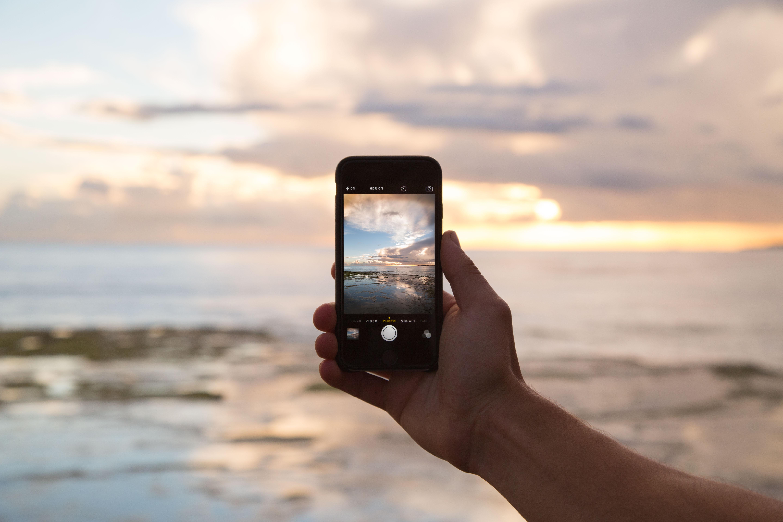 Как сделать красивые фото в телефоне