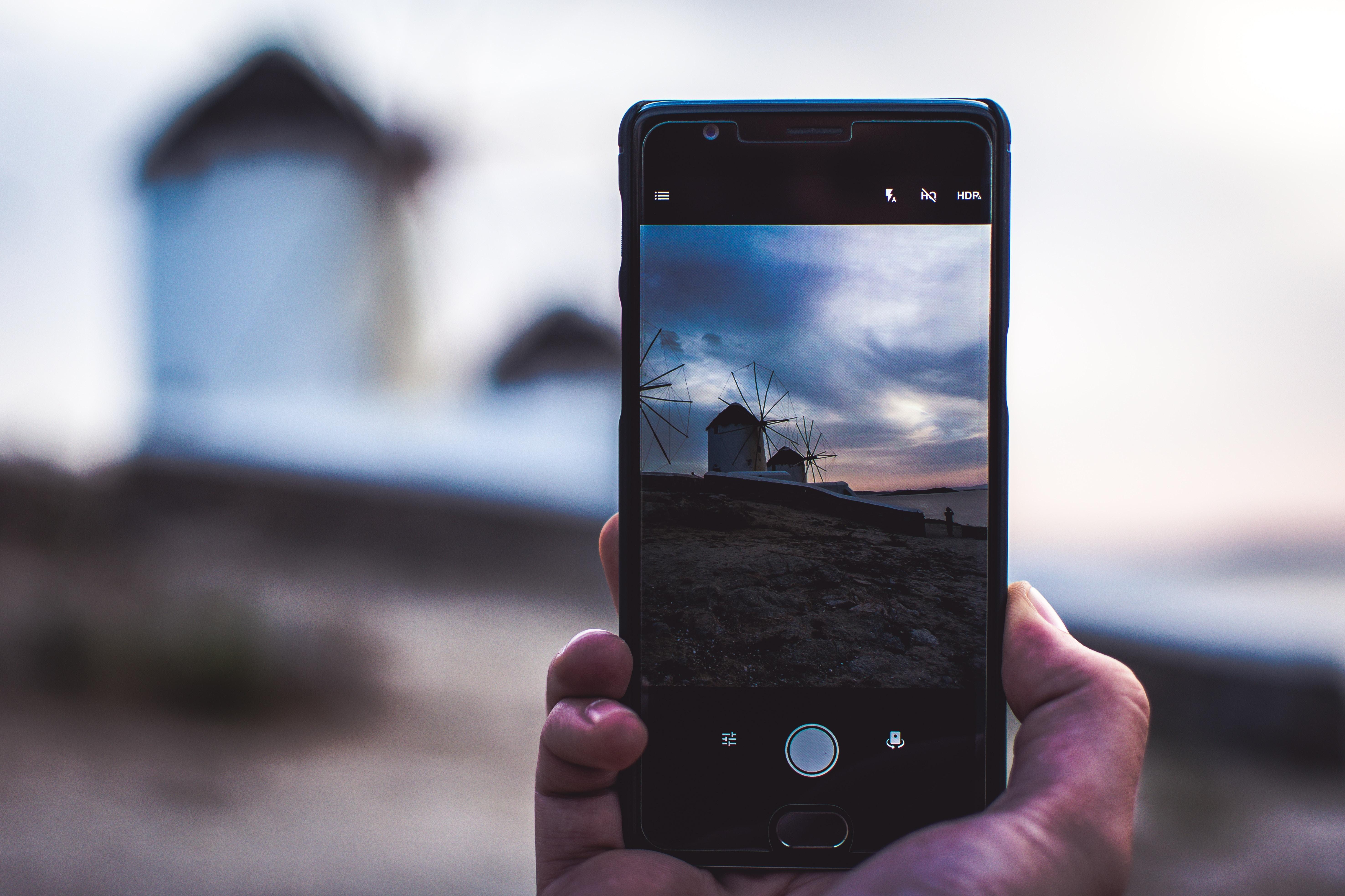телефон фотографирует но не показывает фото портрет необходим для
