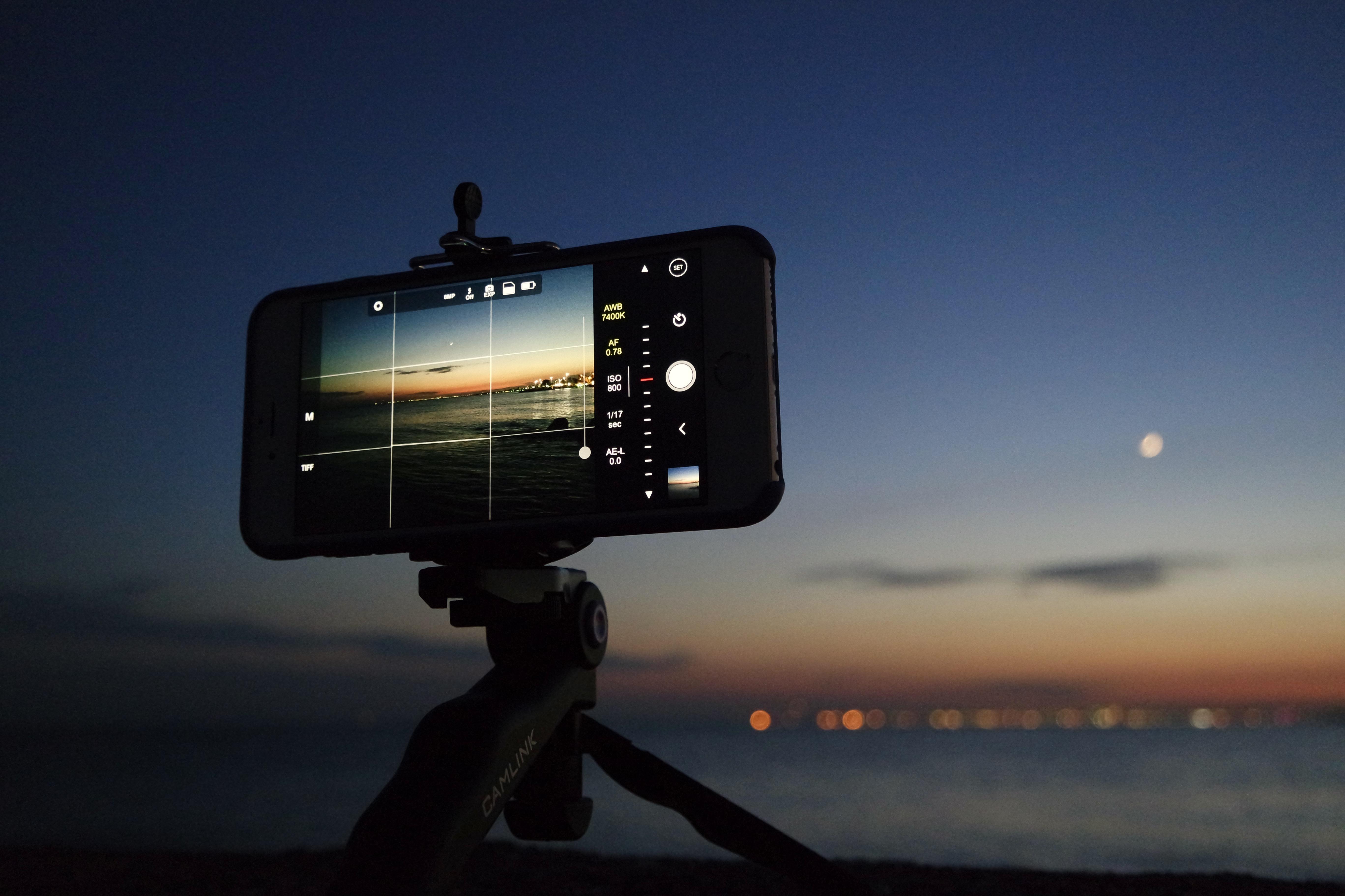 профессионально фотографируем на смартфон ильди