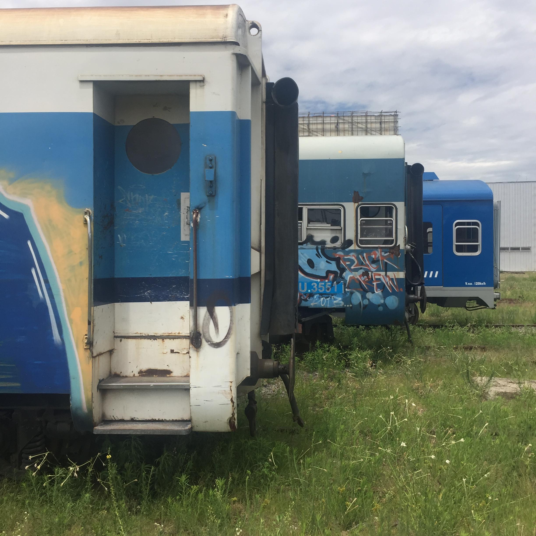 Fotograf Iphone Tren Asfalt Nakliye Arac Boya Lokomotif