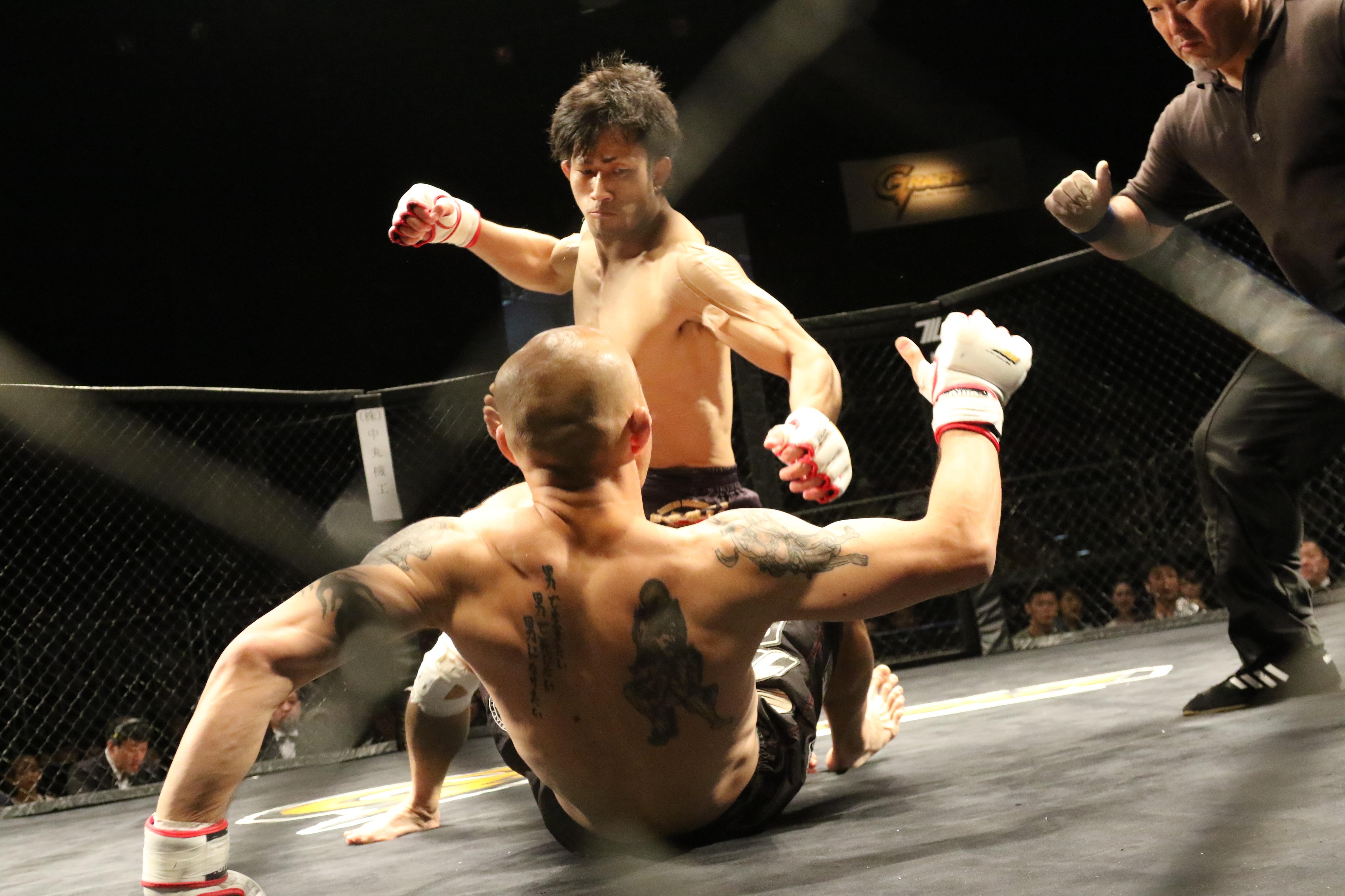это картинки спорта бойцов баунти