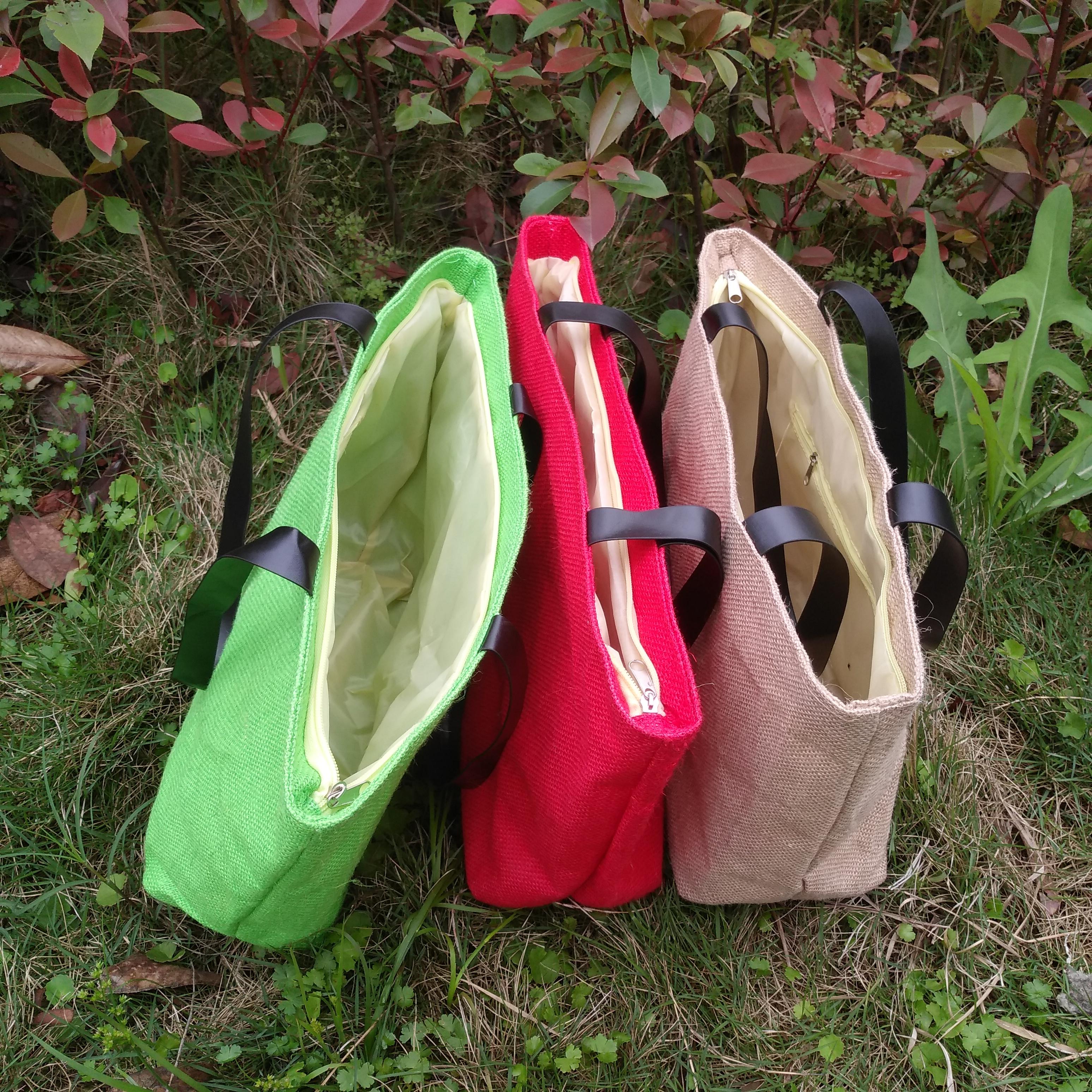 68d78c6ec2 γιούτα φέρω τσάντα ροζ πράσινος γρασίδι φυτό παπούτσι λουλούδι
