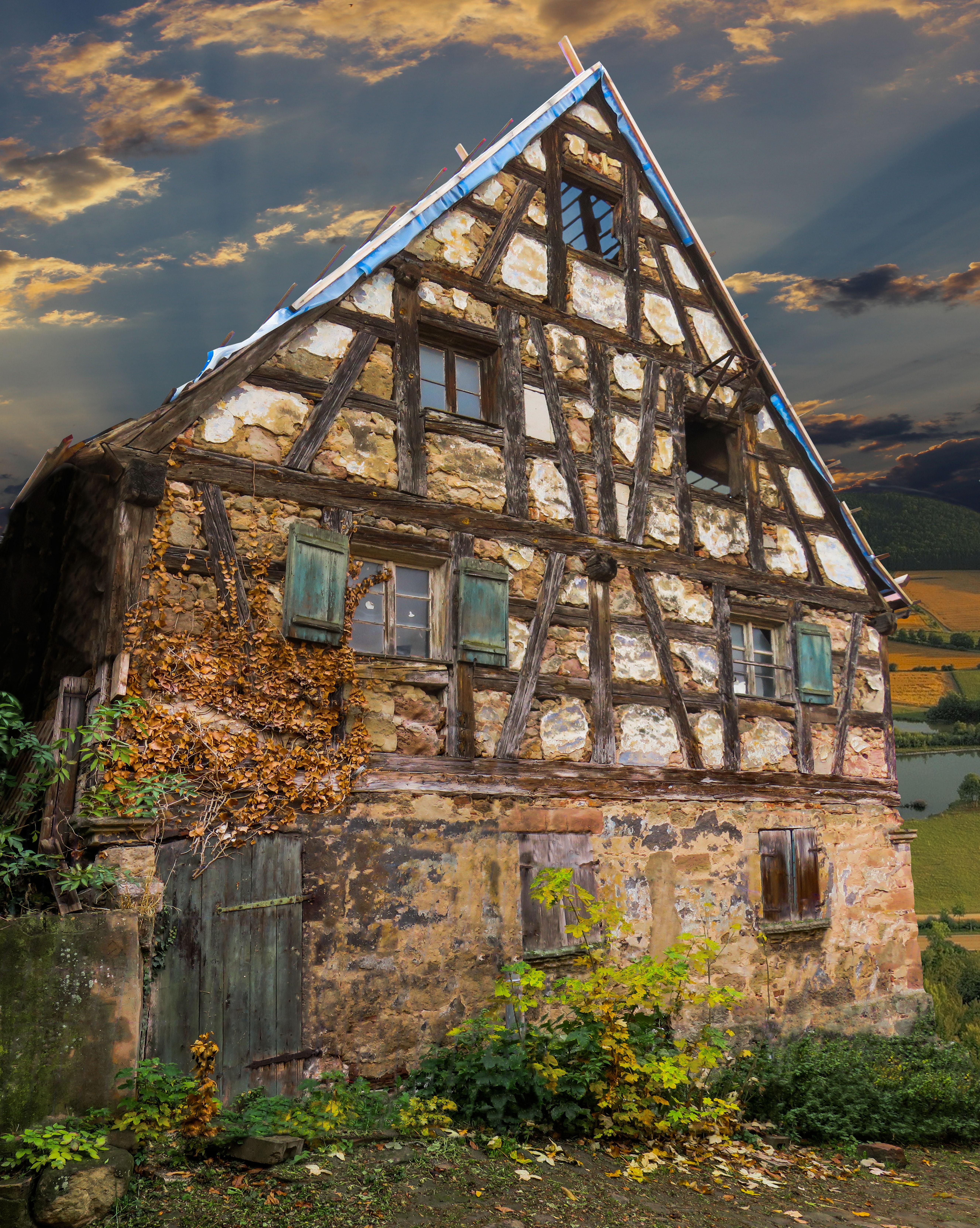 красивый древний дом картинка последние альбомы восходящие