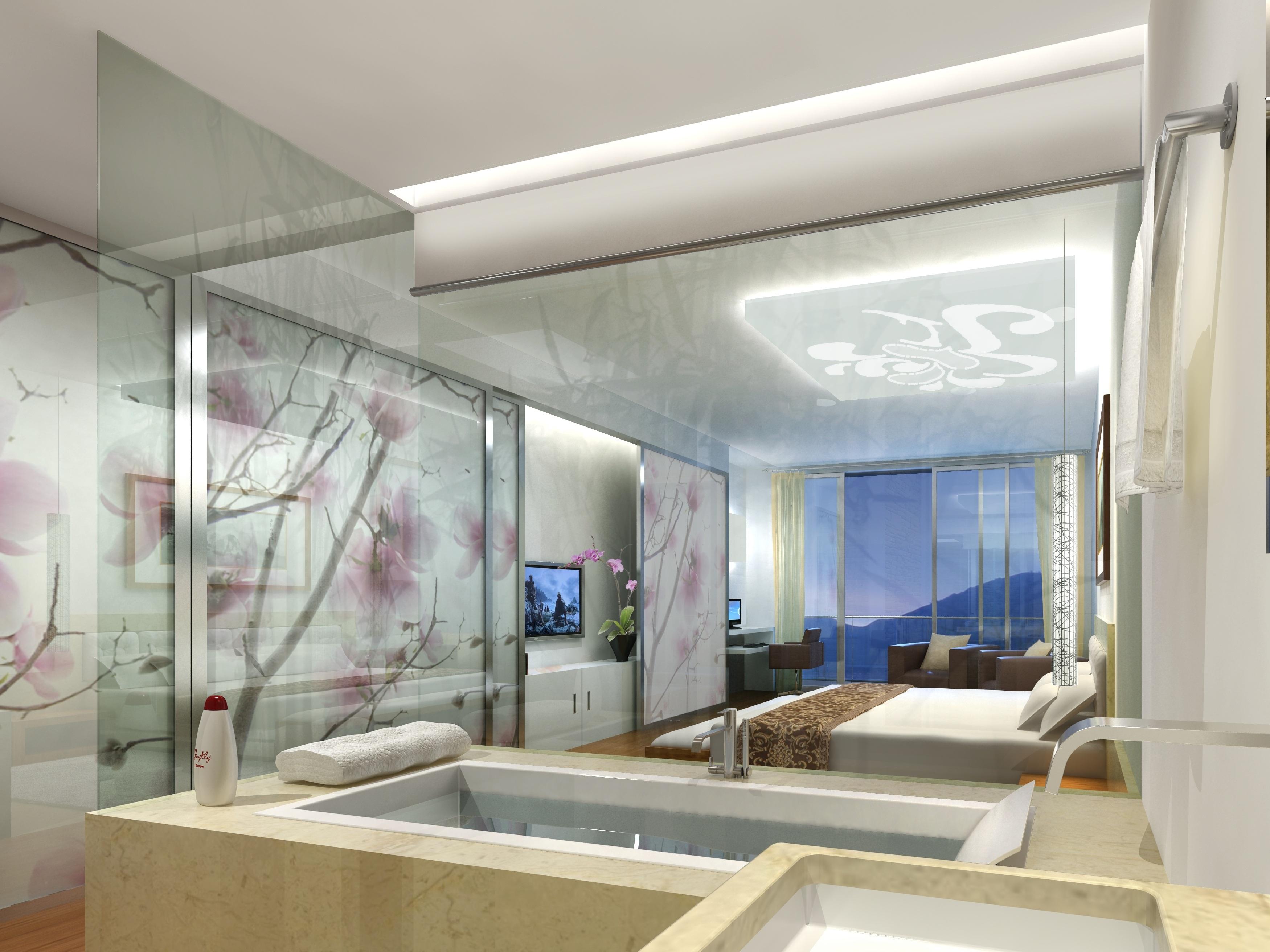 Landscape Architecture Interior Building Ceiling Property Room Interior  Design Design Hotel Condominium Visualization Cgi Rendering Visualization
