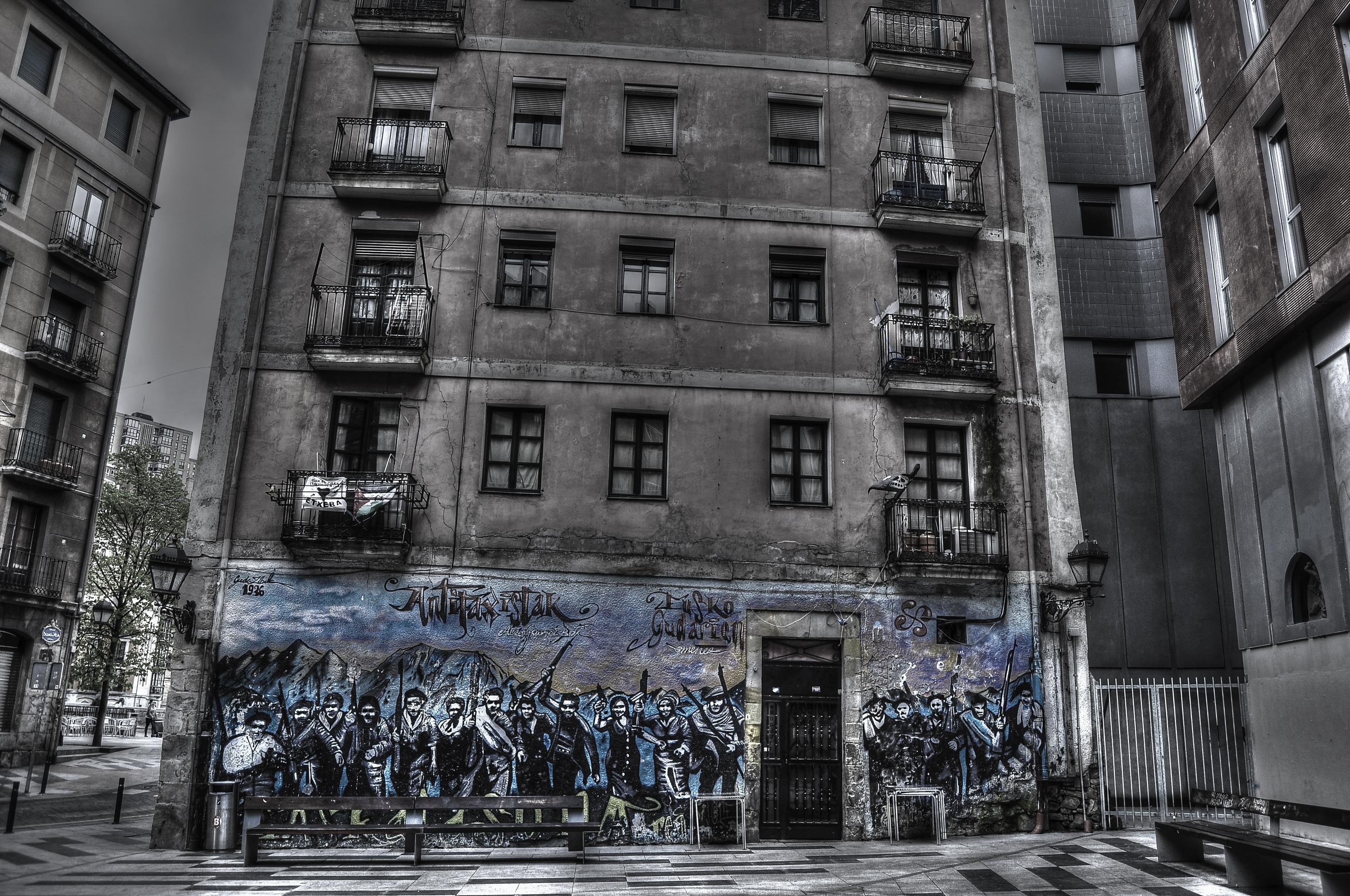 Fotos gratis paisaje arquitectura la carretera calle - Arquitectura pais vasco ...