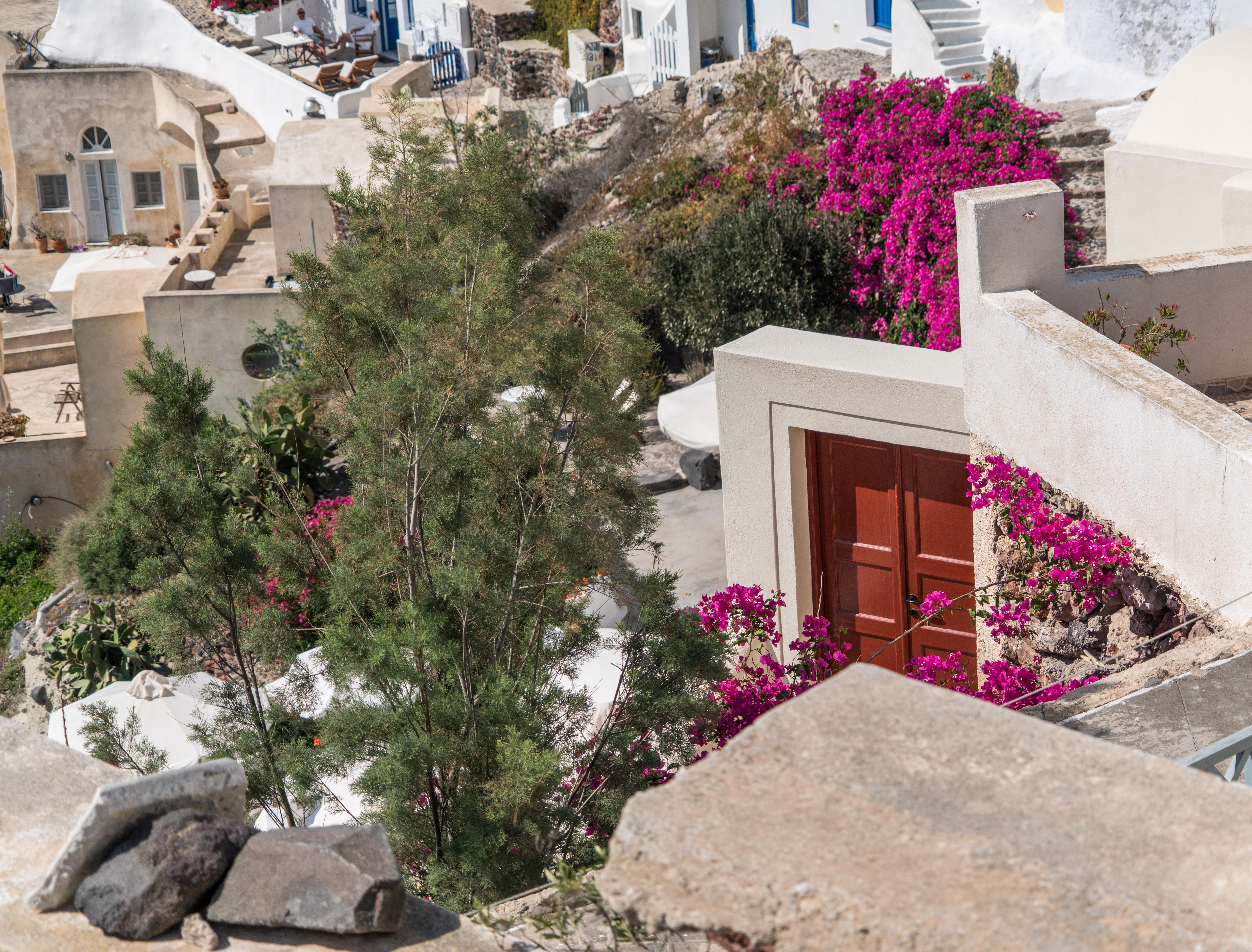 Free Images Landscape Architecture Sky White Villa Flower