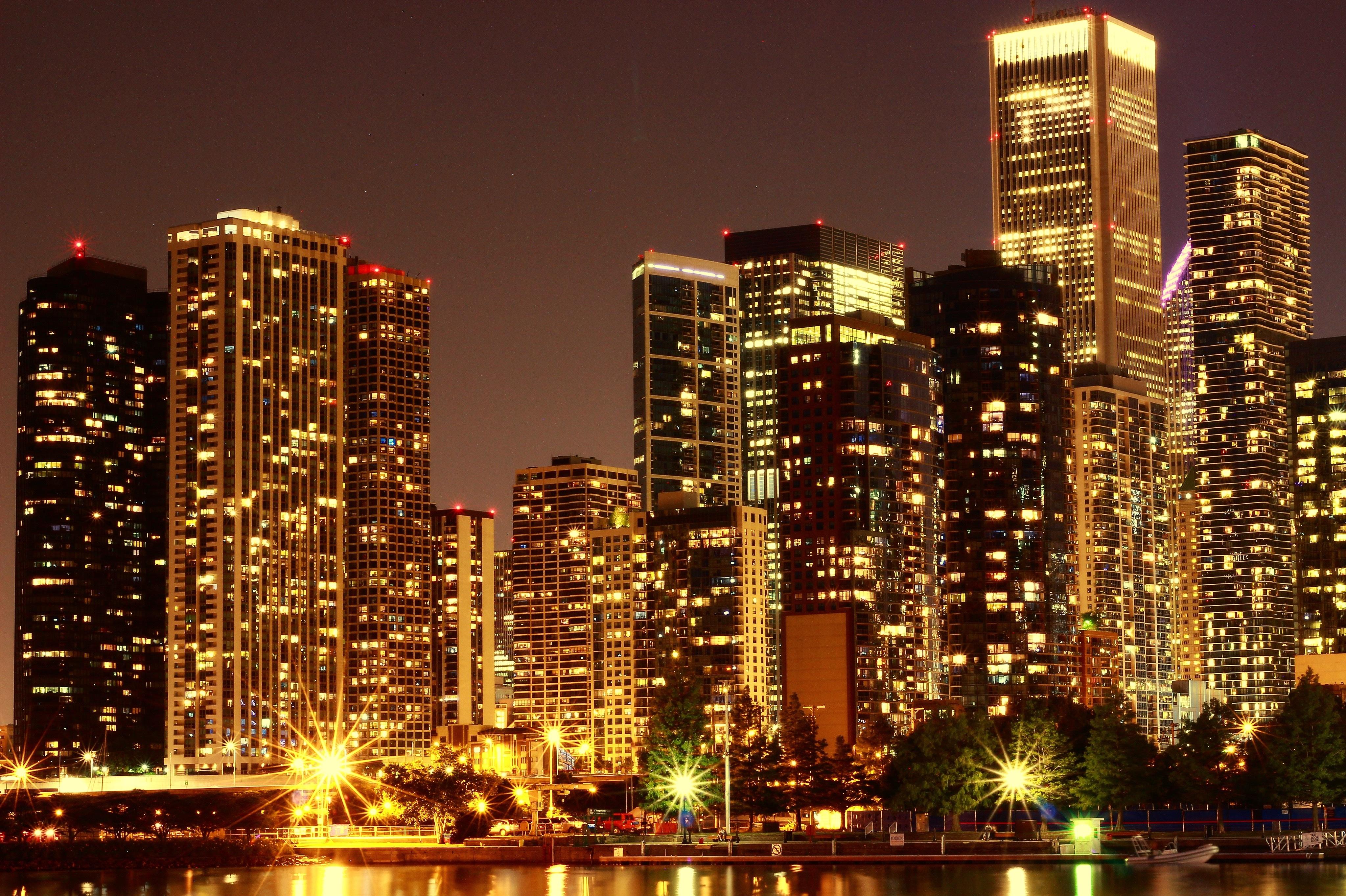 наше время картинки ночного города высокого разрешения вечером концерт, котором