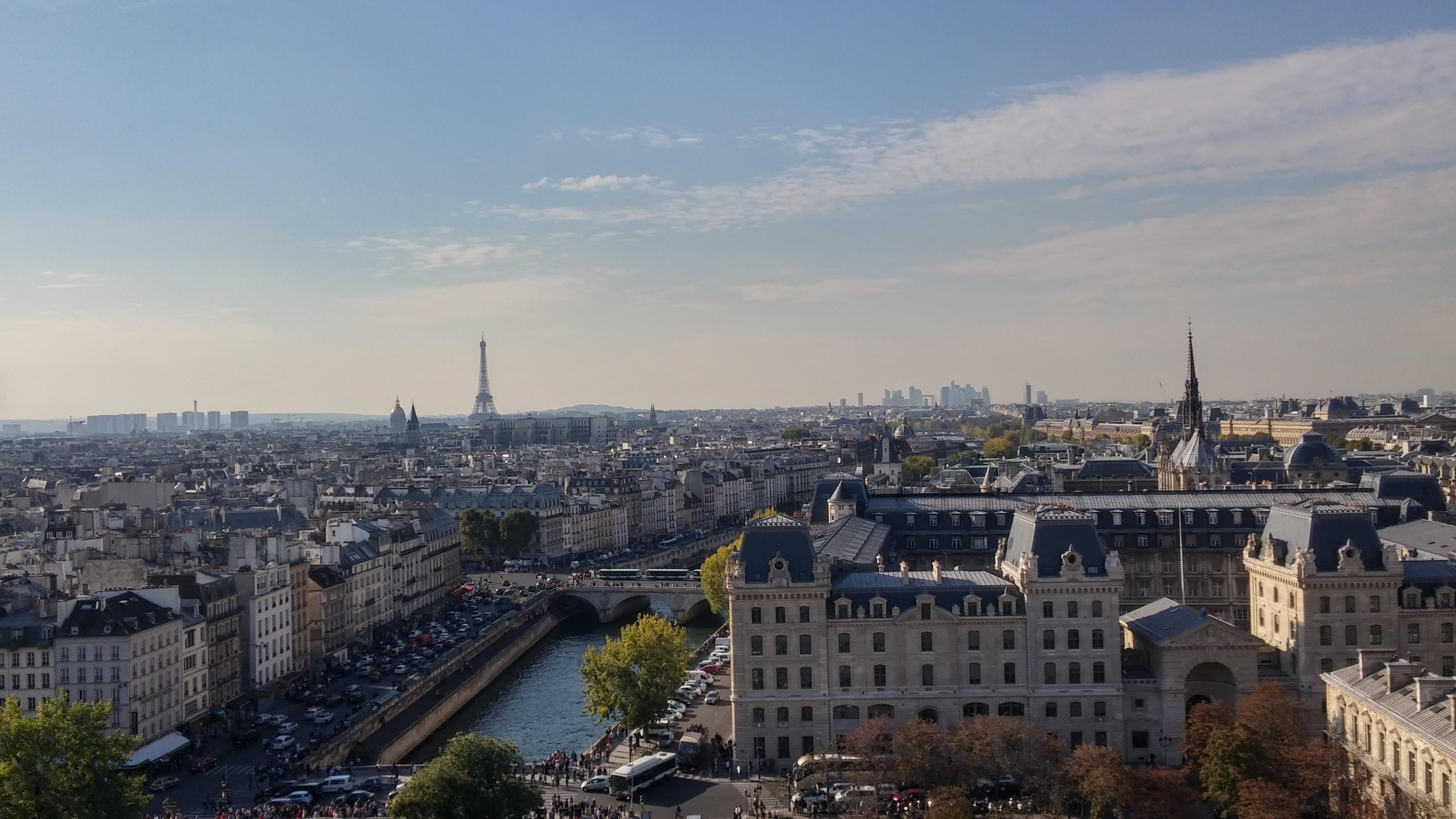 Europe city landscape images for Paris paysage
