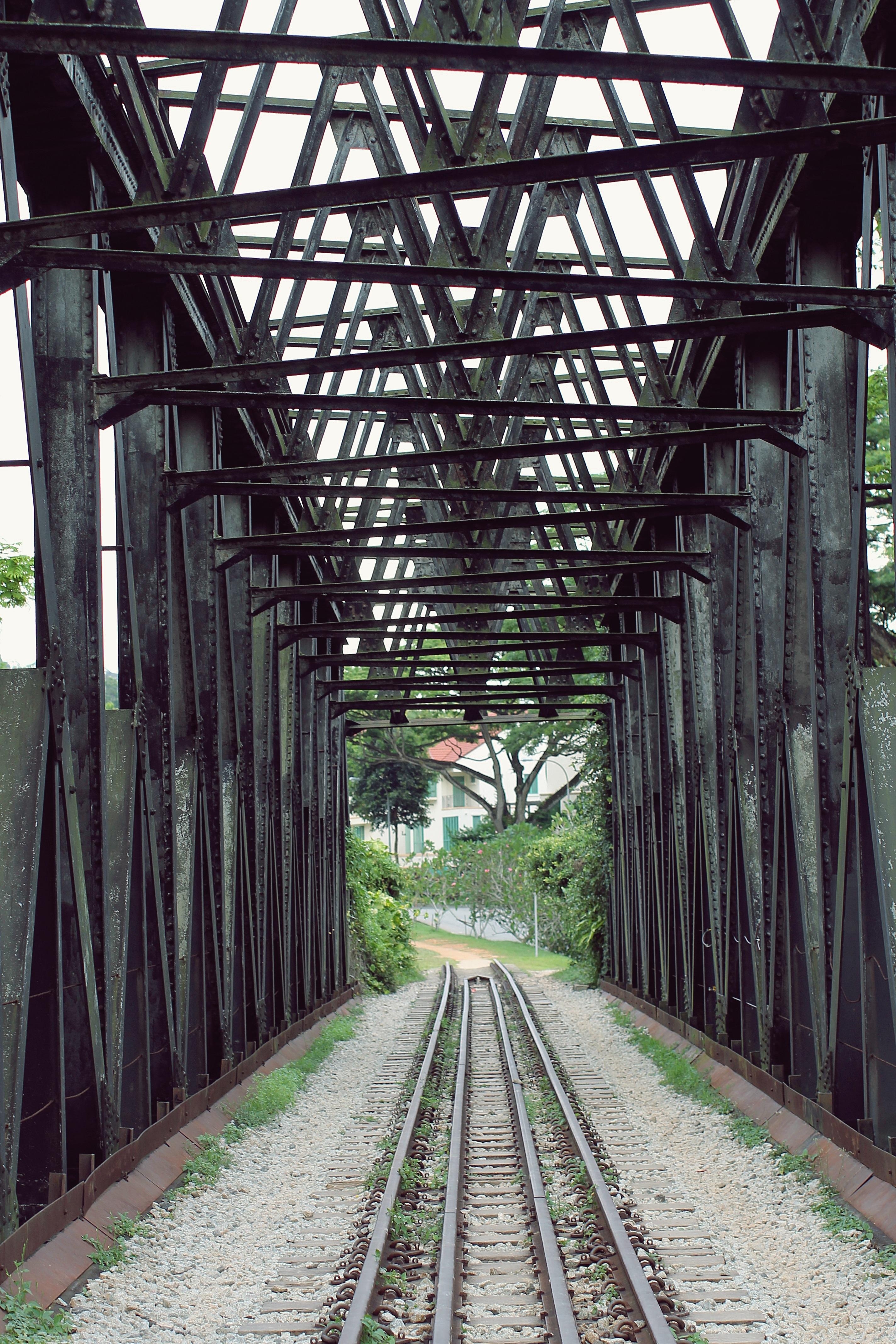 free images landscape architecture structure track railway