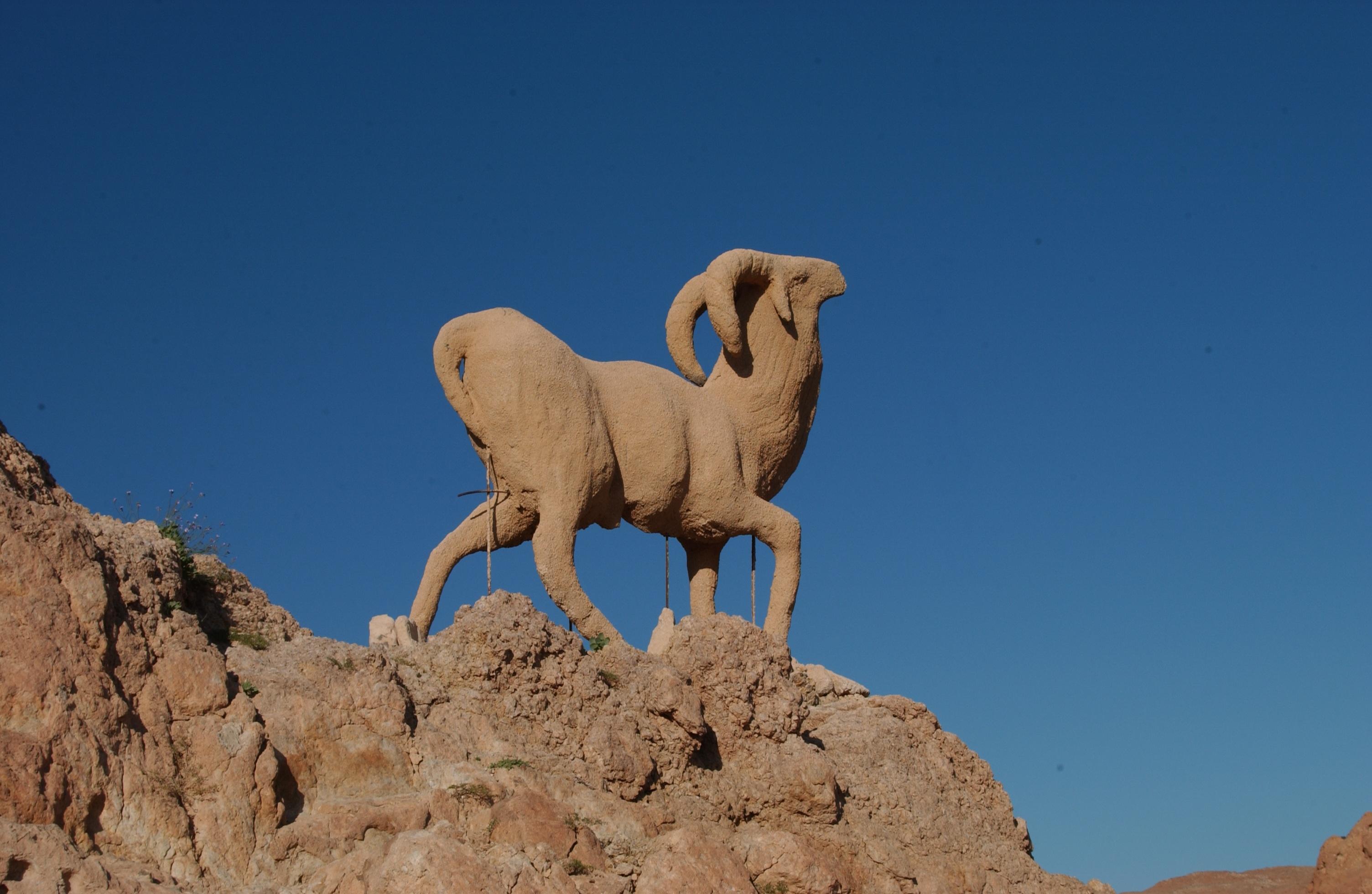 отец картинки верблюд баран защитить дрова