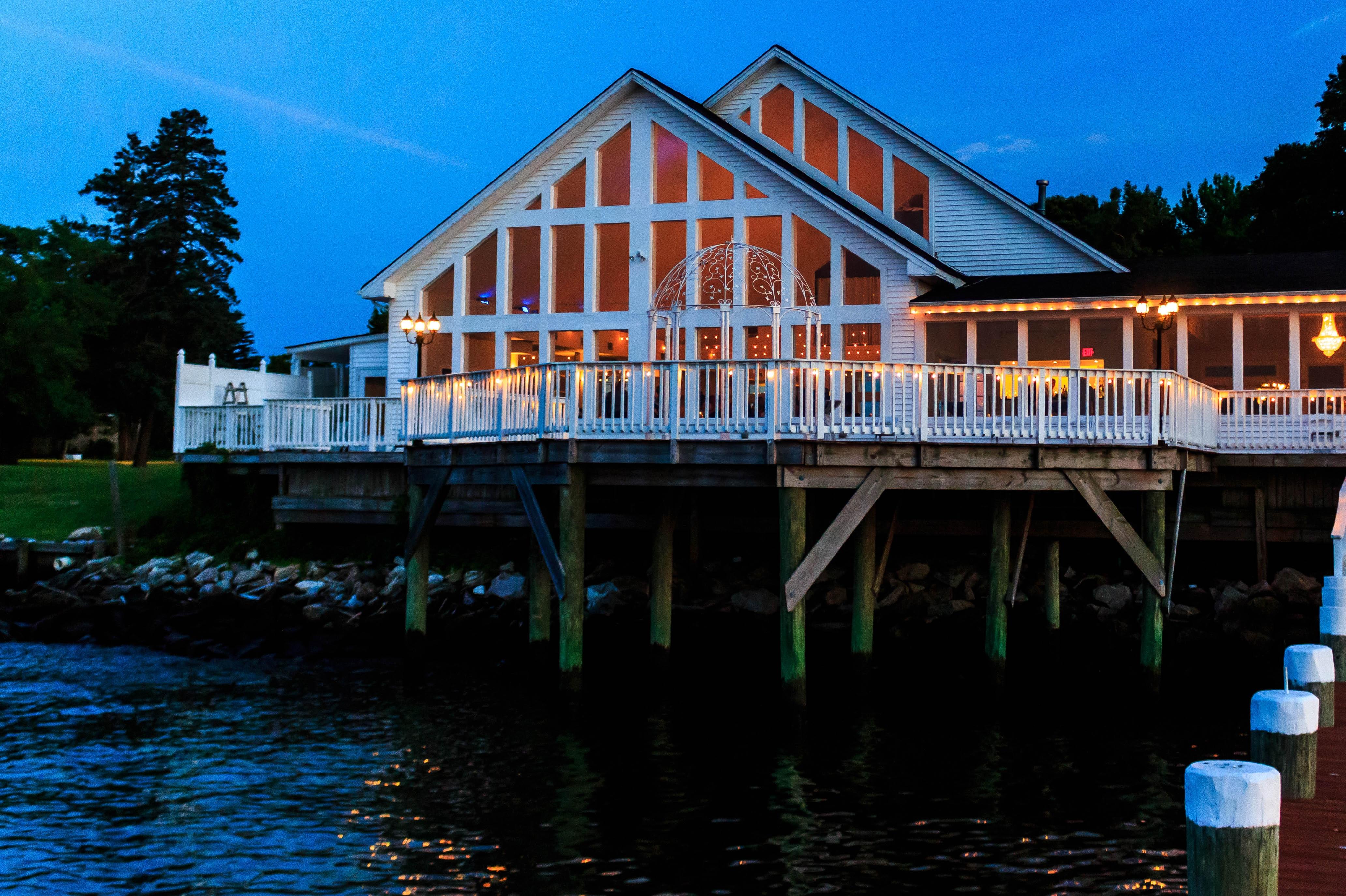 Kostenlose foto : Landschaft, Dock, die Architektur, Haus, Gebäude ...