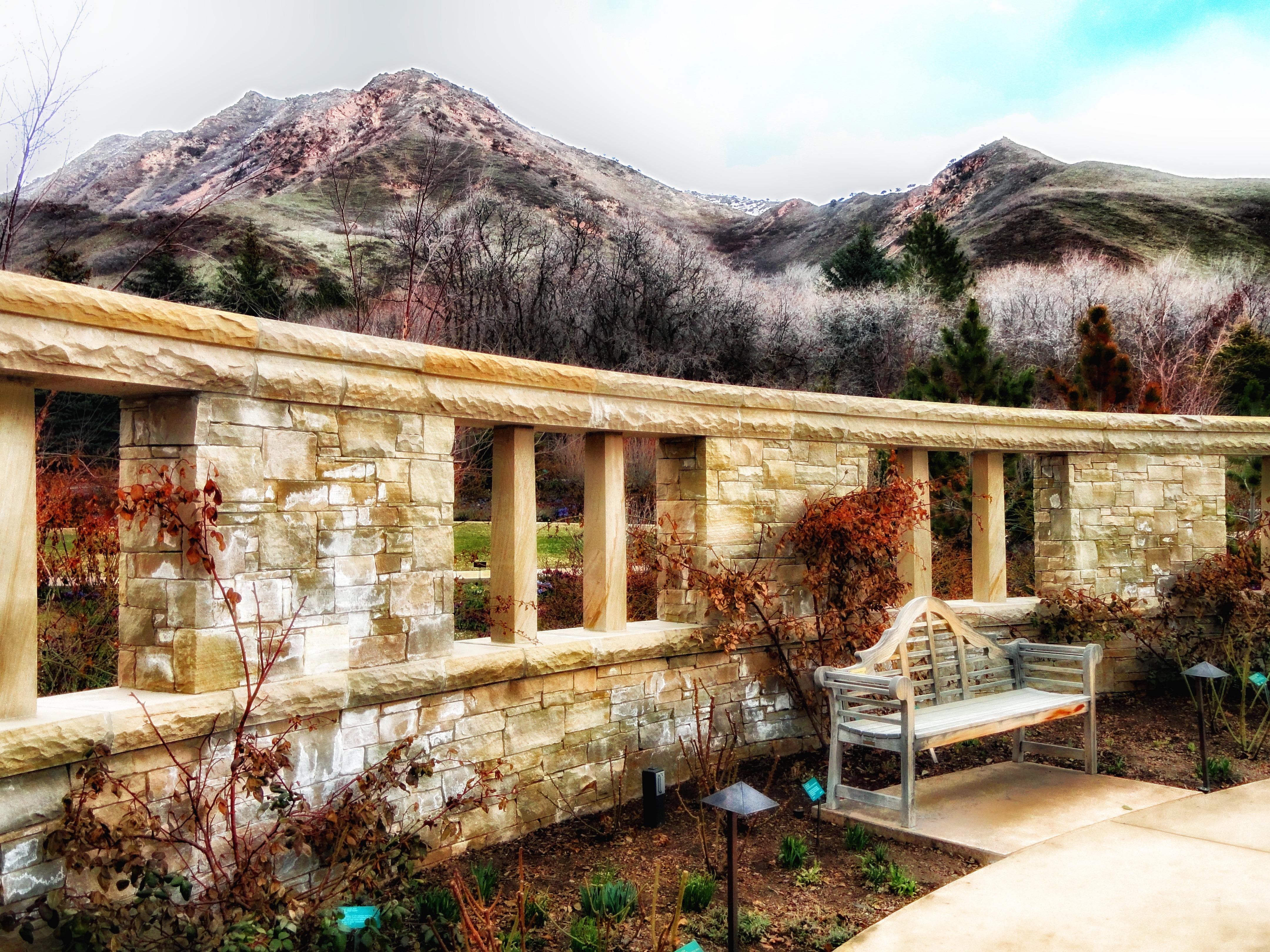 landschaft wald die architektur haus zuhause mauer htte dorf htte hinterhof eigentum bume hdr berge utah - Hinterhof Landschaften Bilder