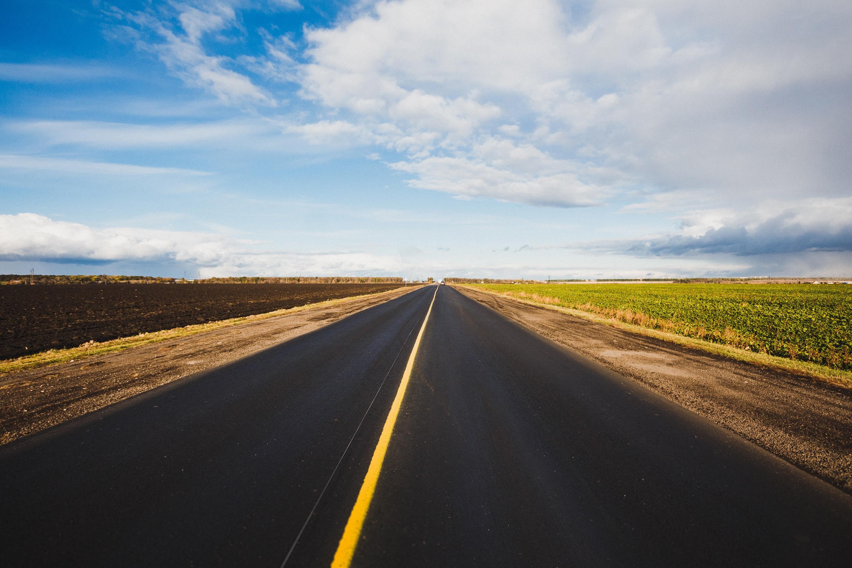 горизонт небо дорога шоссе красивые картинки рада благодарна, что