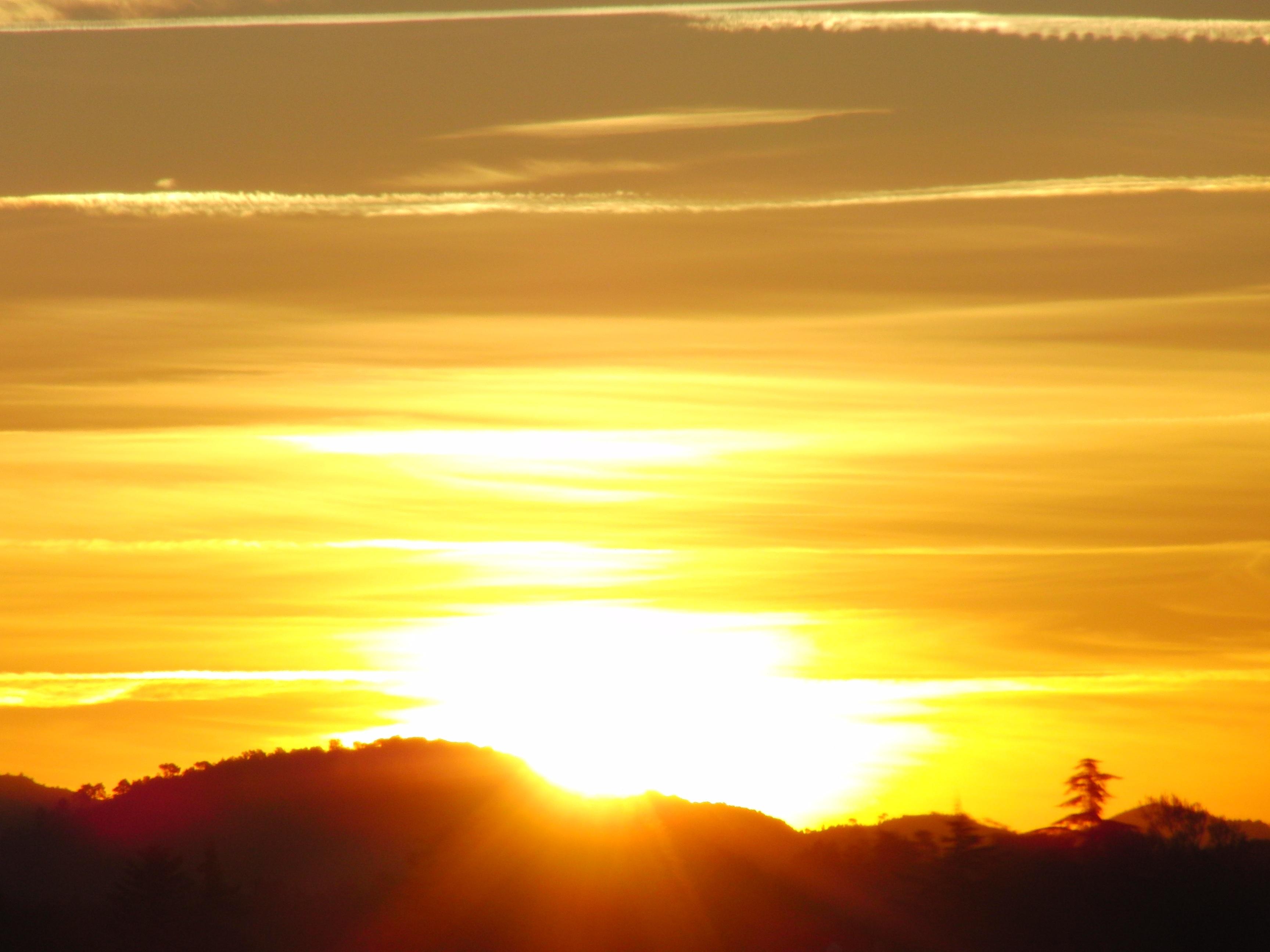 Fotos gratis paisaje horizonte nube cielo amanecer for Fondo del sol